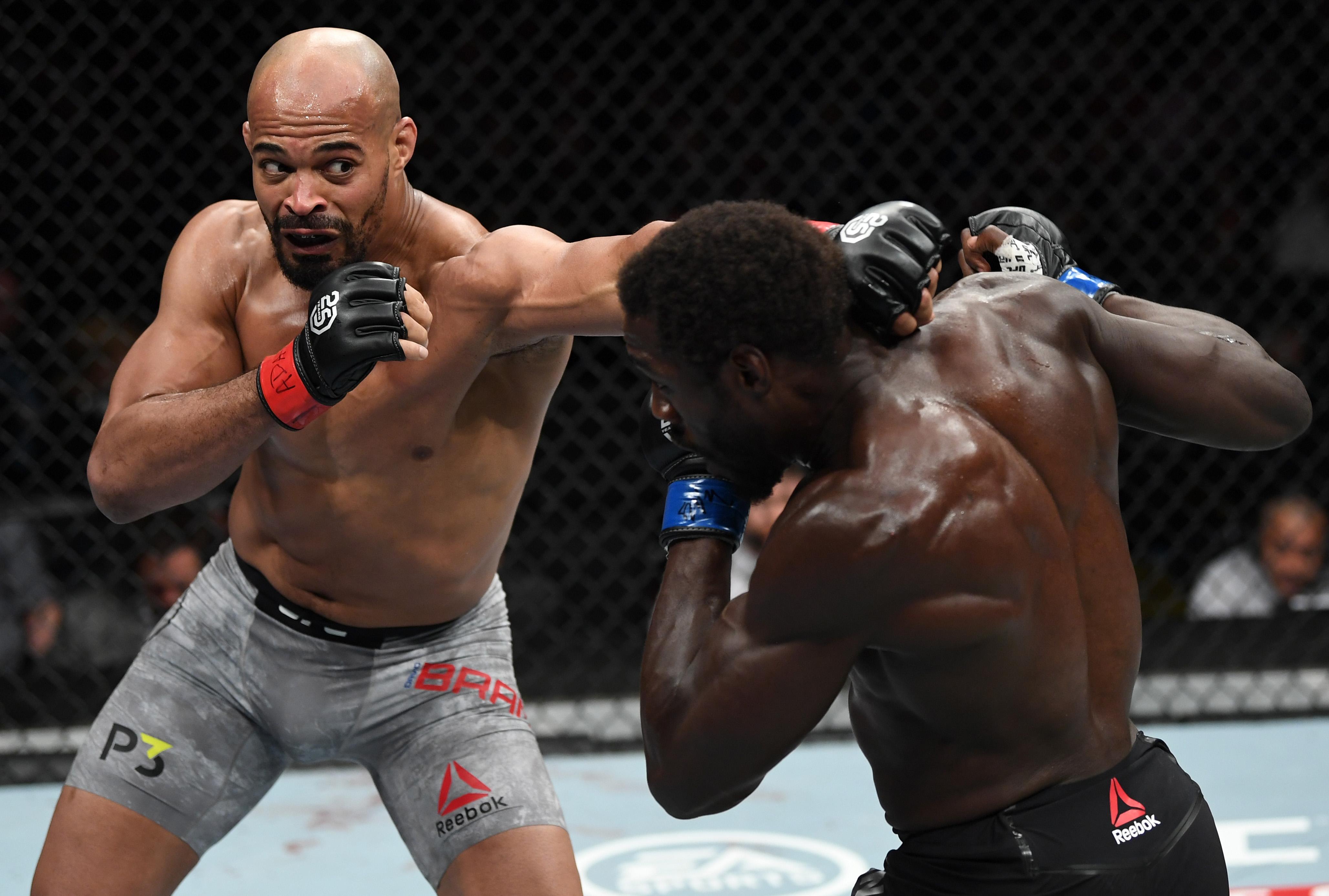 UFC 230: Branch v Cannonier