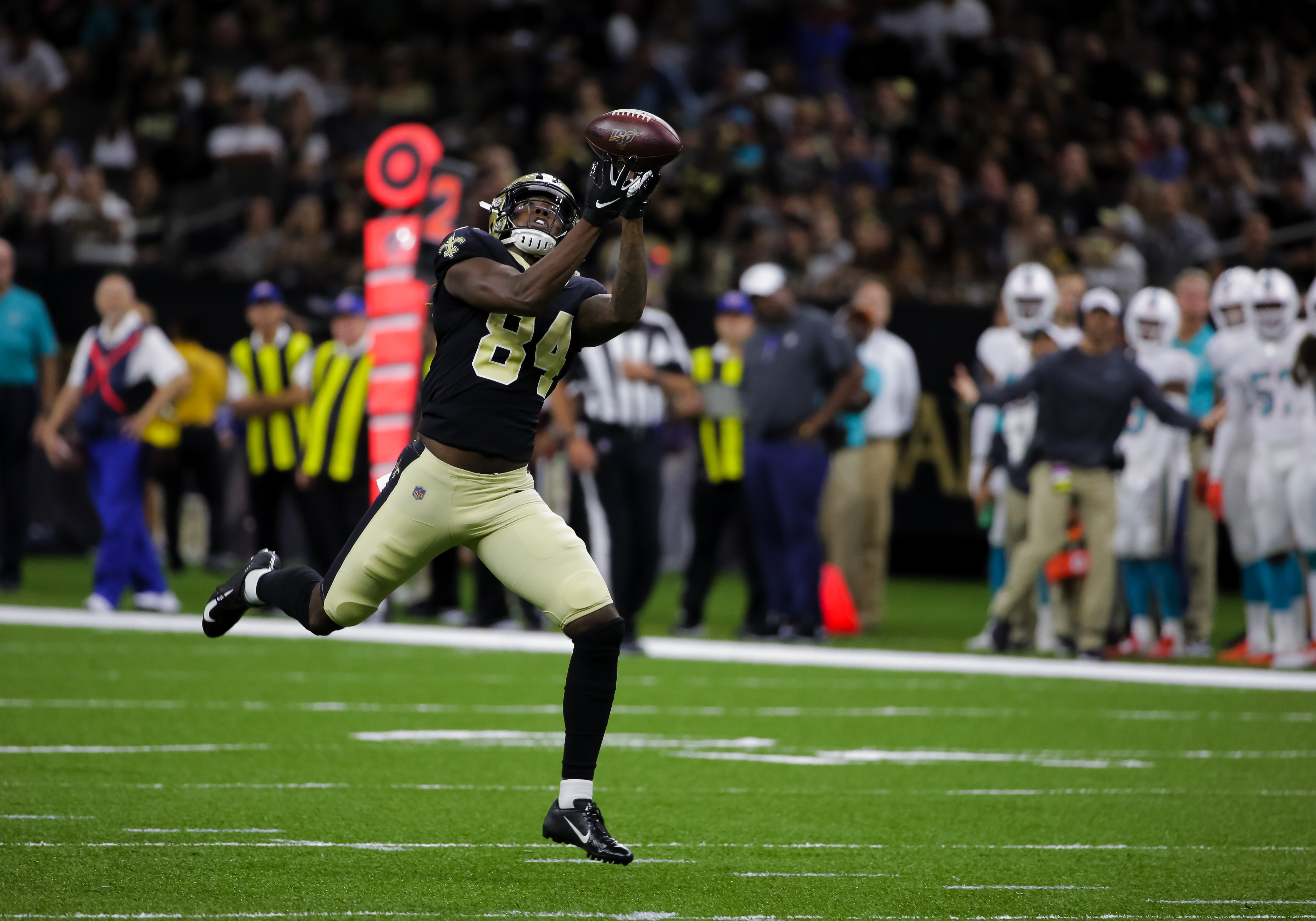 NFL: Preseason-Miami Dolphins at New Orleans Saints
