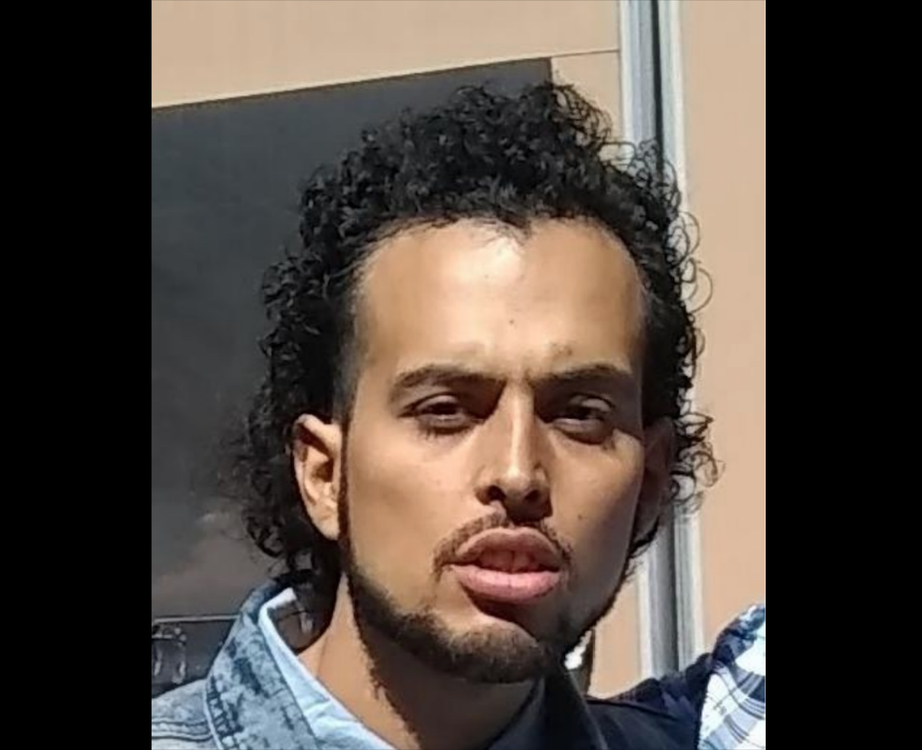 Carlos Valencia was reported missing from Little Village