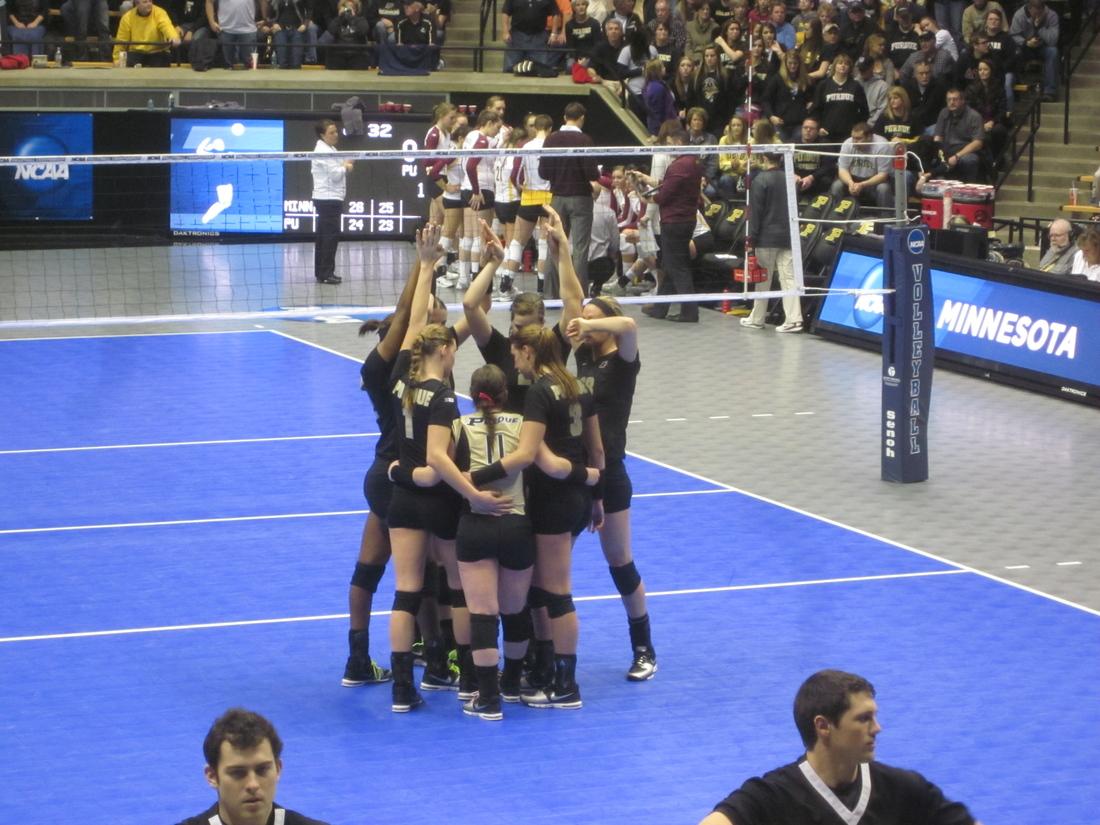 Purdue Volleyball NCAA
