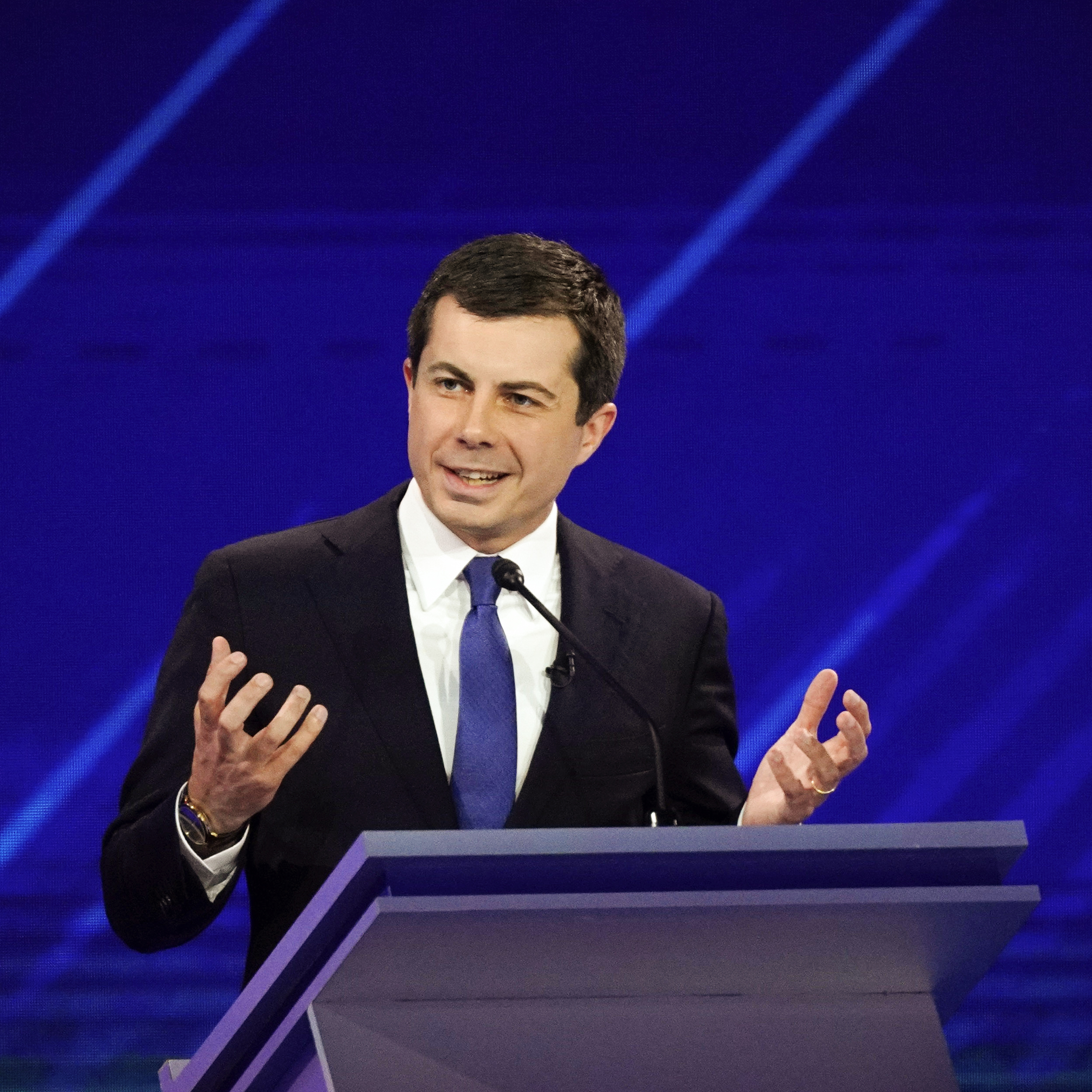 Pete Buttigieg's Medicare-for-all-who-want-it plan, explained