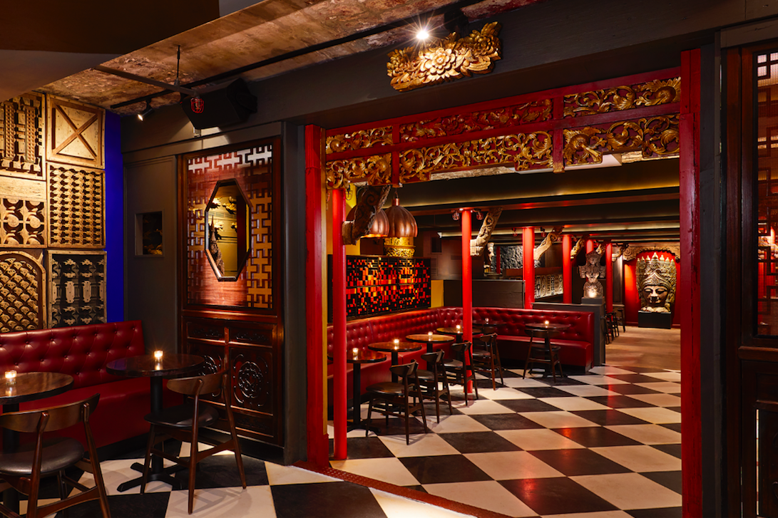 Massive Chinese Chain Opens a Buddakan-Like Meatpacking District Outpost
