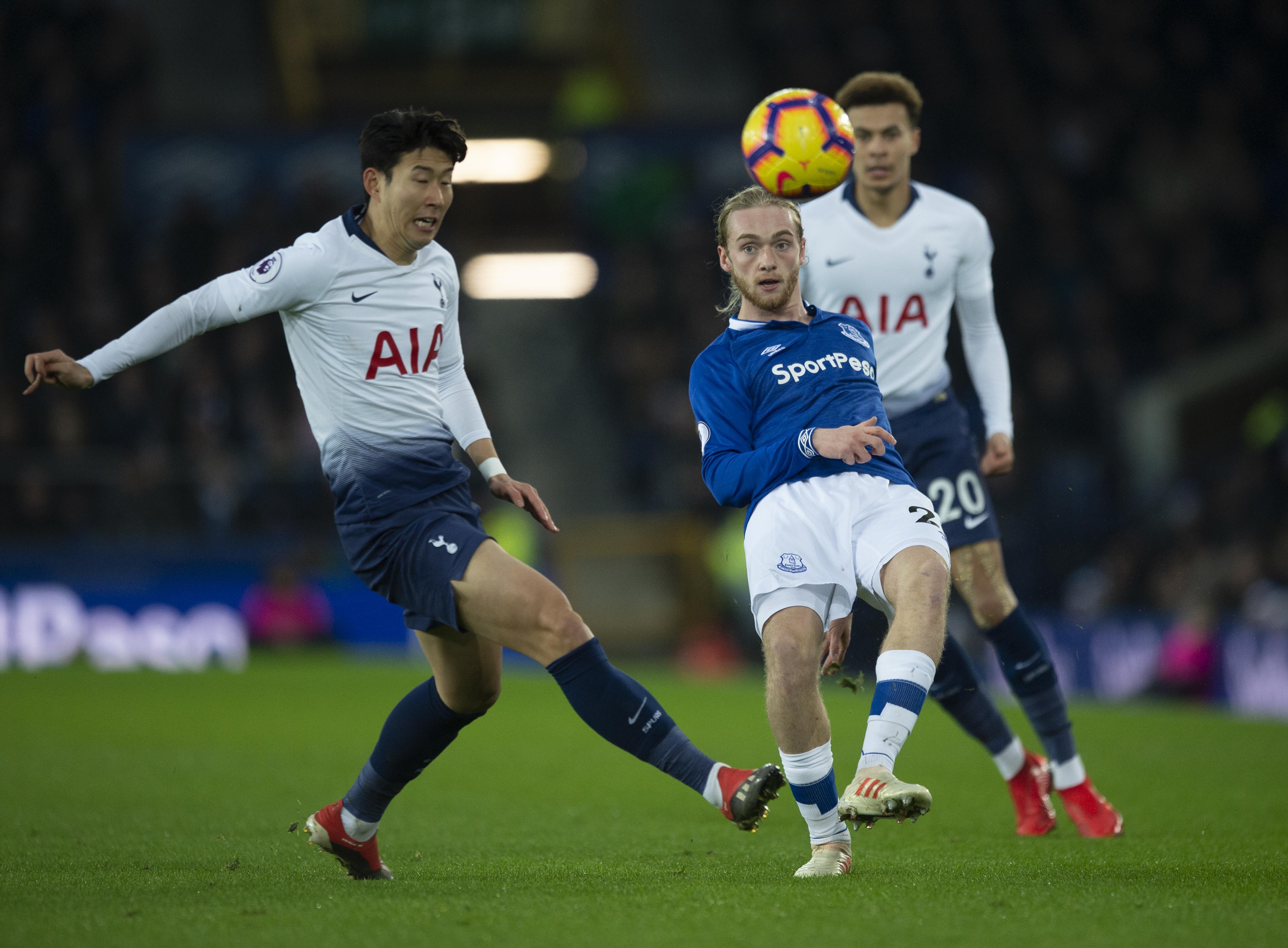 Everton's November fixture changes revealed