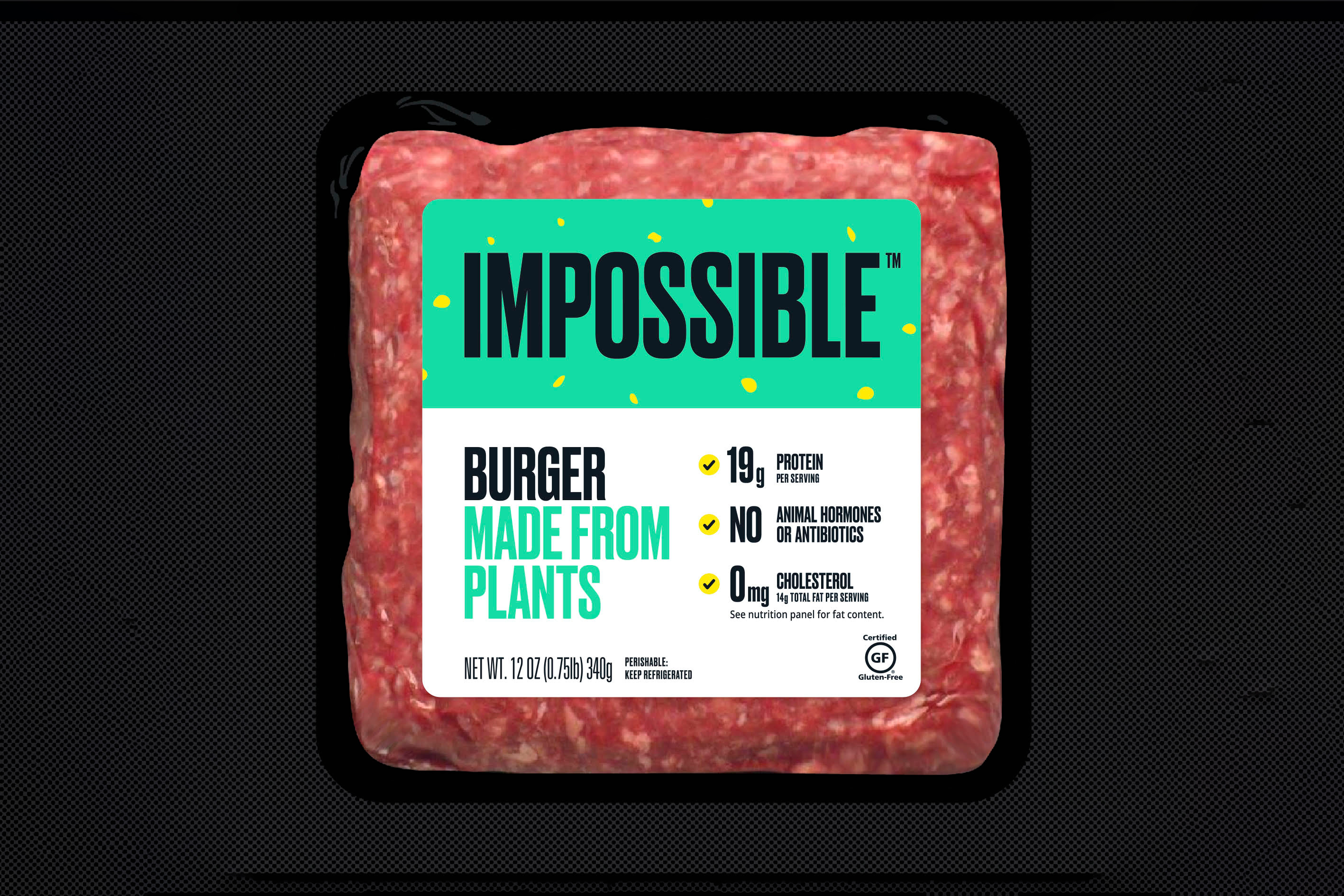 Impossible Burgers in Grocery Stores Mean They're Totally Normie Now