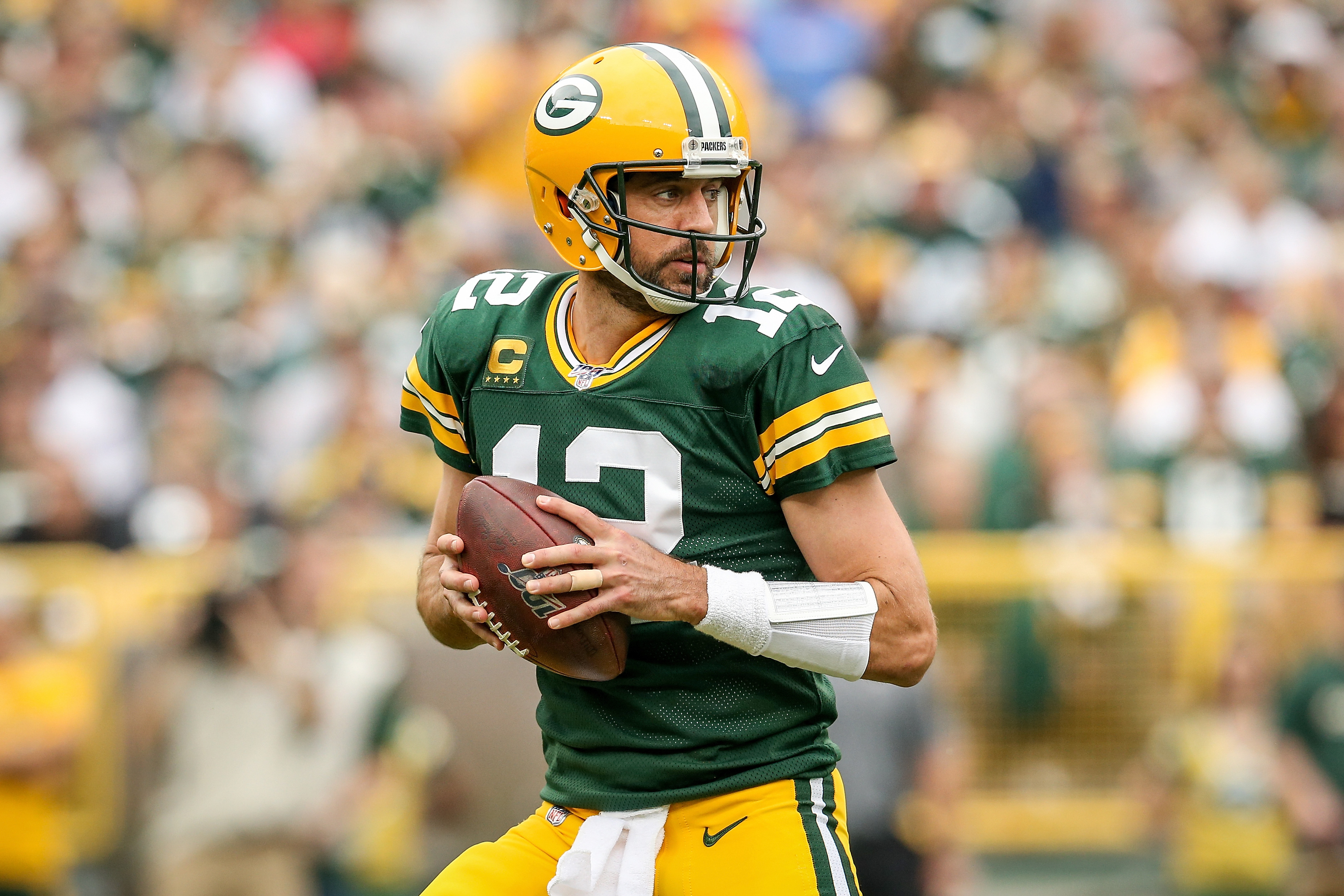 Matt LaFleur's Packers offense sure looks a lot like Mike McCarthy's, at least early on