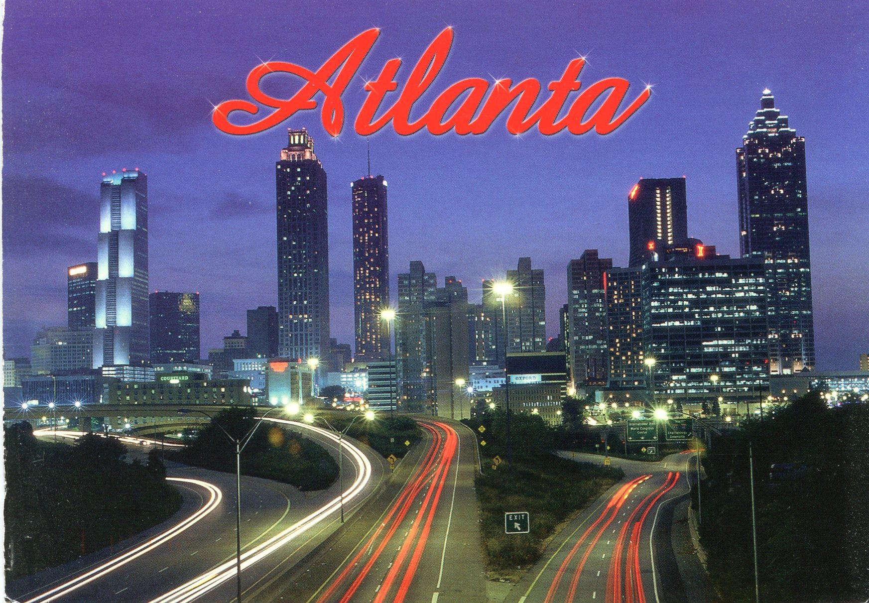 A context-free rundown of what America is saying about Atlanta right now
