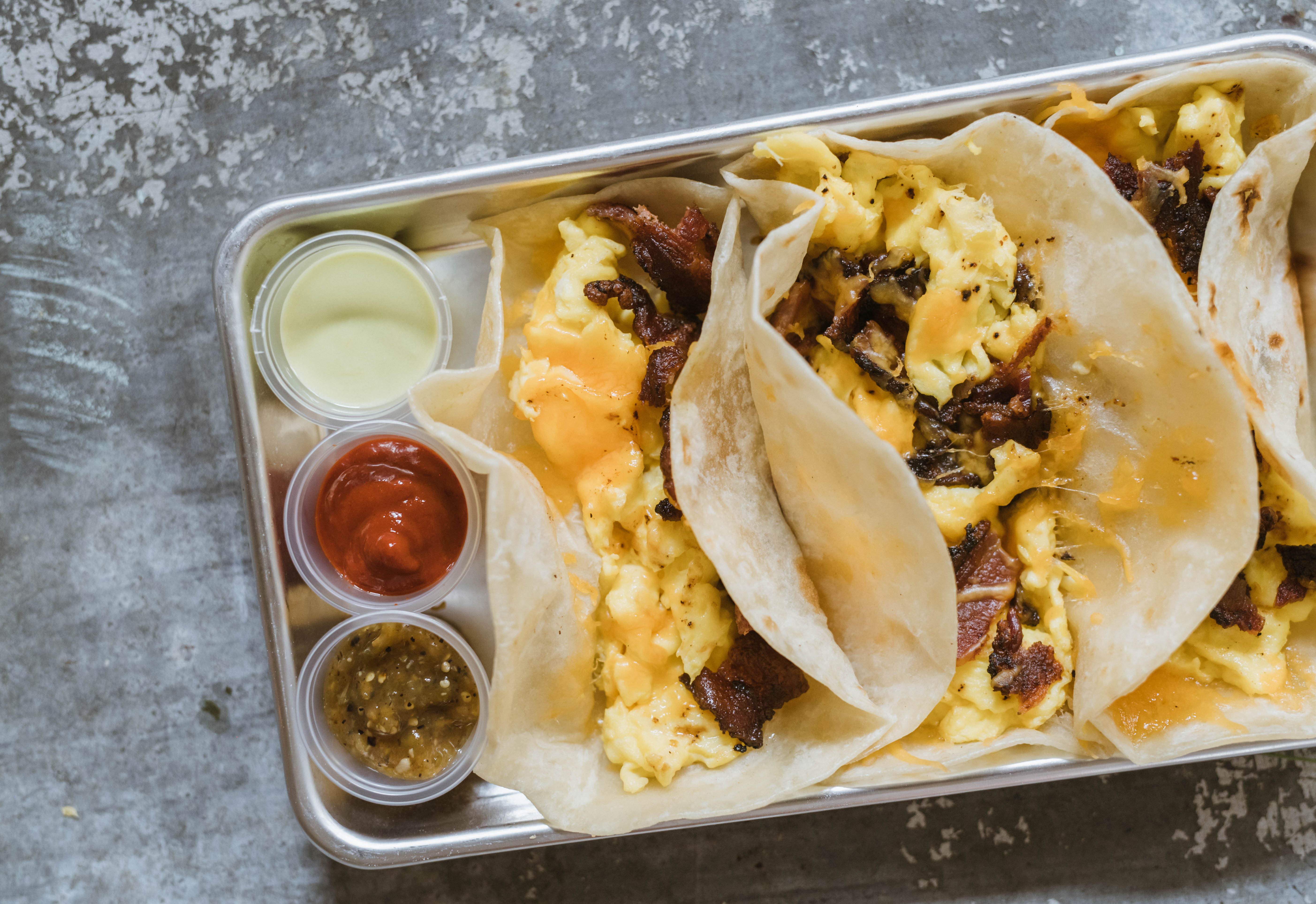 A Tribute to the Lone Star State — Ladybird Brings Breakfast Tacos to 12 South Soon