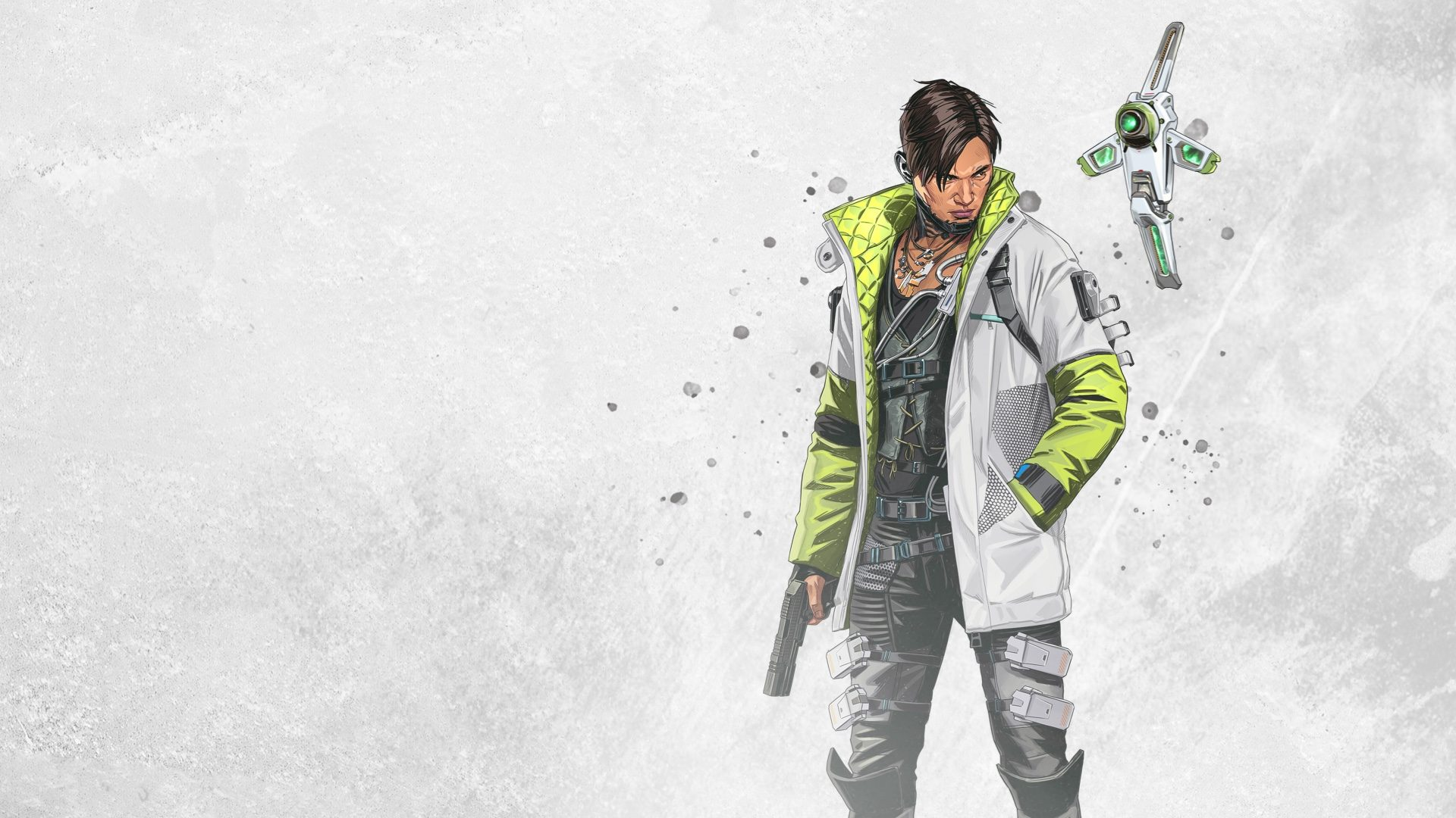 Apex Legends season 3 brings a new character named Crypto and the new Charge Rifle
