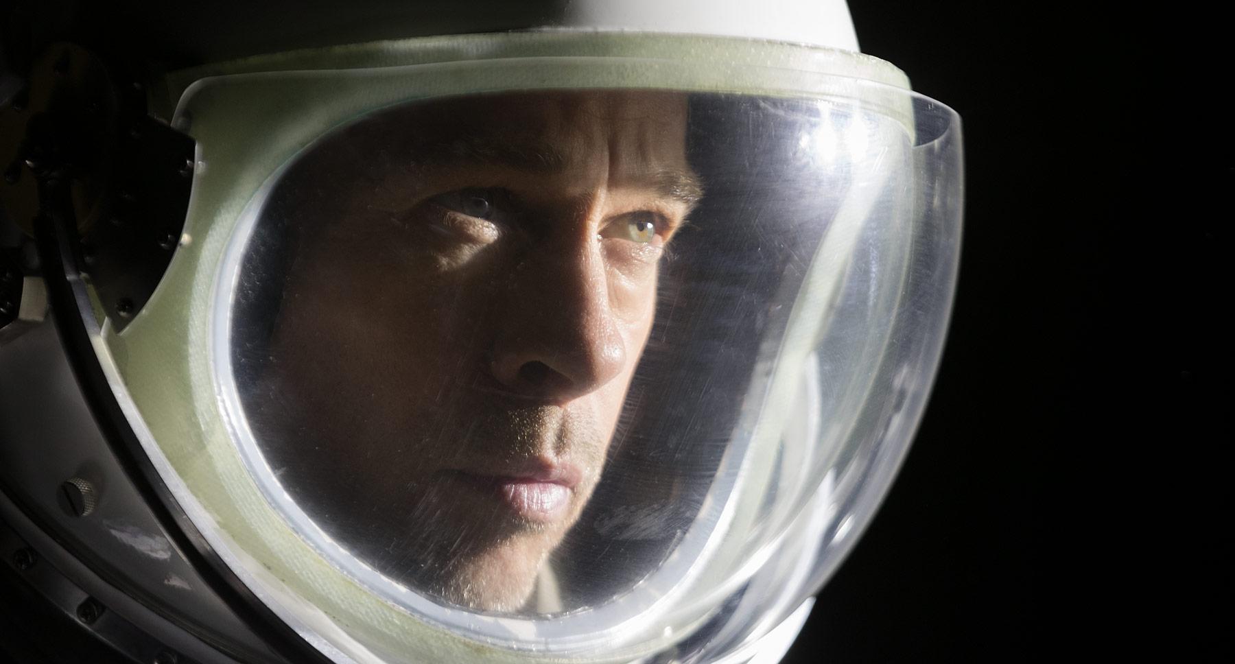 """Brad Pitt stars in """"Ad Astra."""""""
