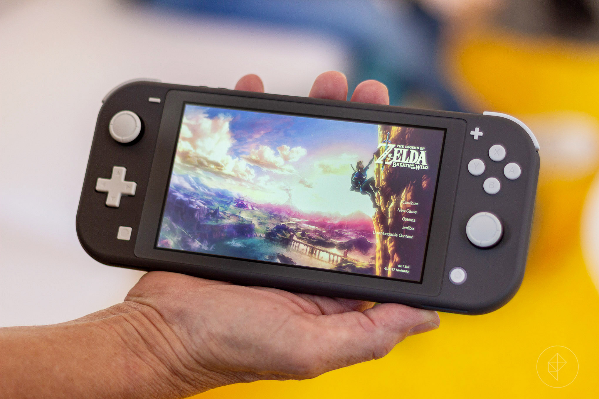 Using a Switch Lite as your second Switch? It's harder than you think