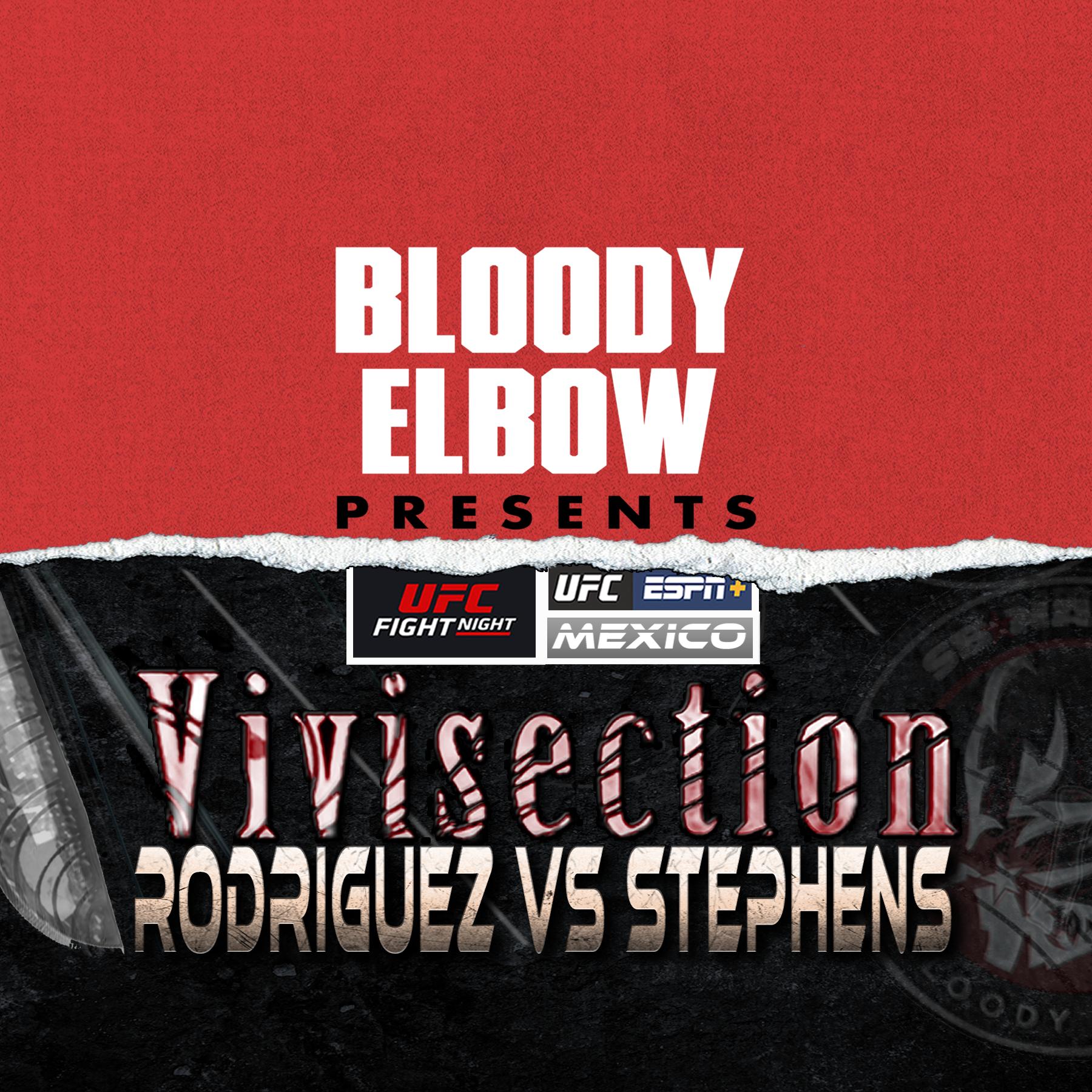 MMA VIVI, The MMA Vivisection, Vivi Main Card, UFC Mexico, UFC on ESPN+17, UFC FN 159, Yair Rodriguez vs Jeremy Stephens, UFC Preview