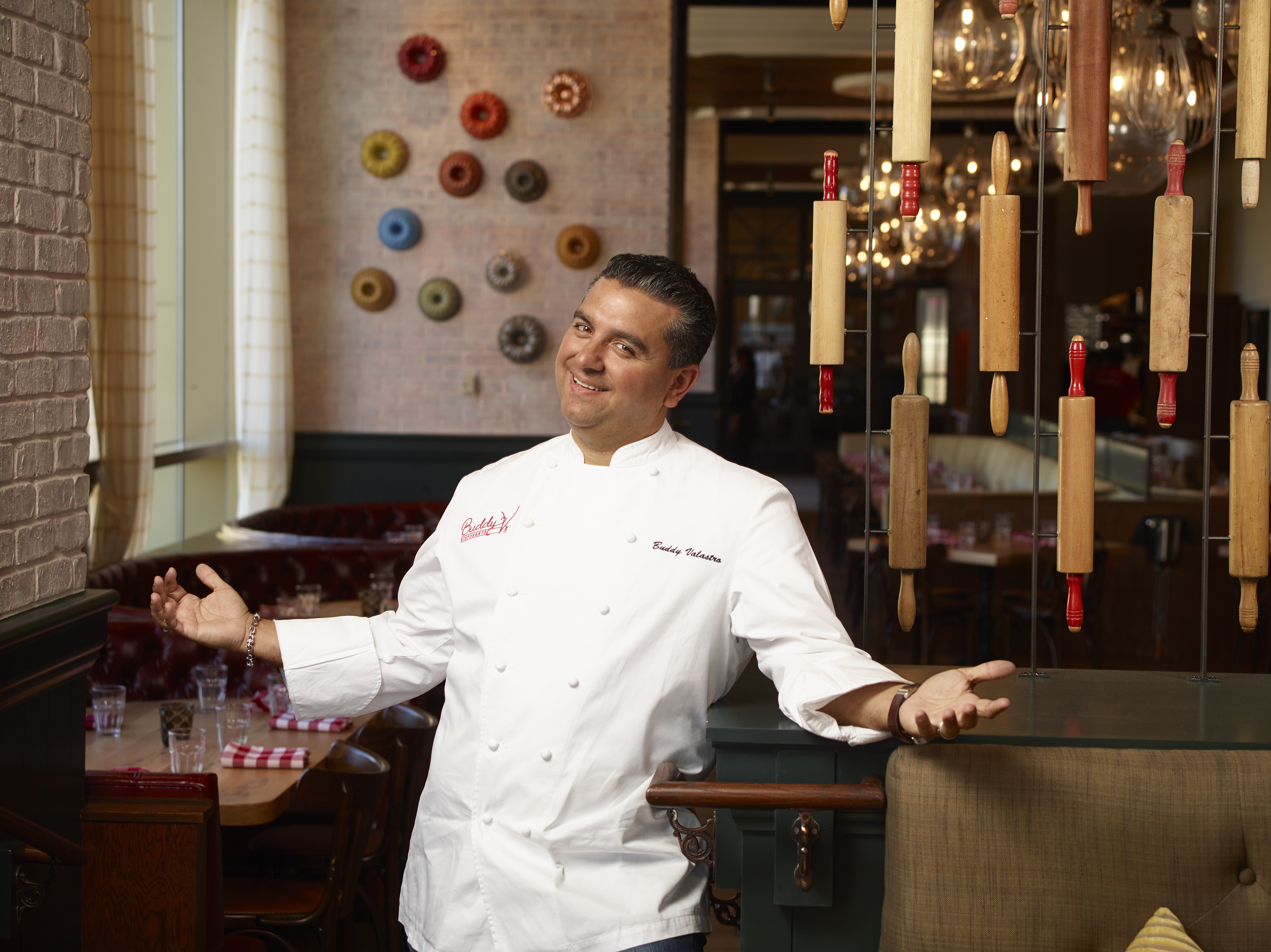 'Cake Boss' Buddy Valastro's Pizzacake Is Back on Track