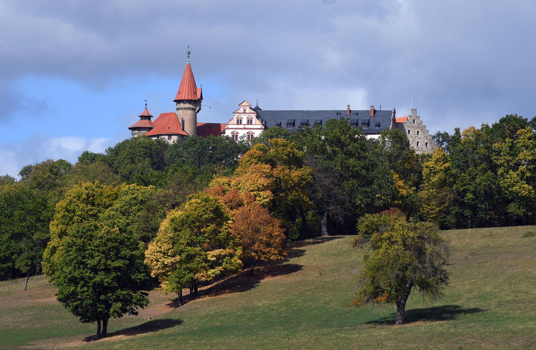 Autumn comes to Thuringia