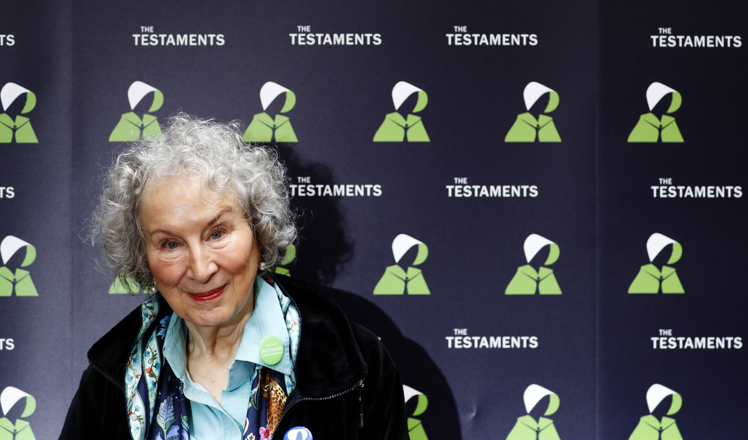 """Margaret Atwood's """"The Testaments,"""" her long-awaited sequel to """"The Handmaid's Tale,"""" is seeing stellar sales."""