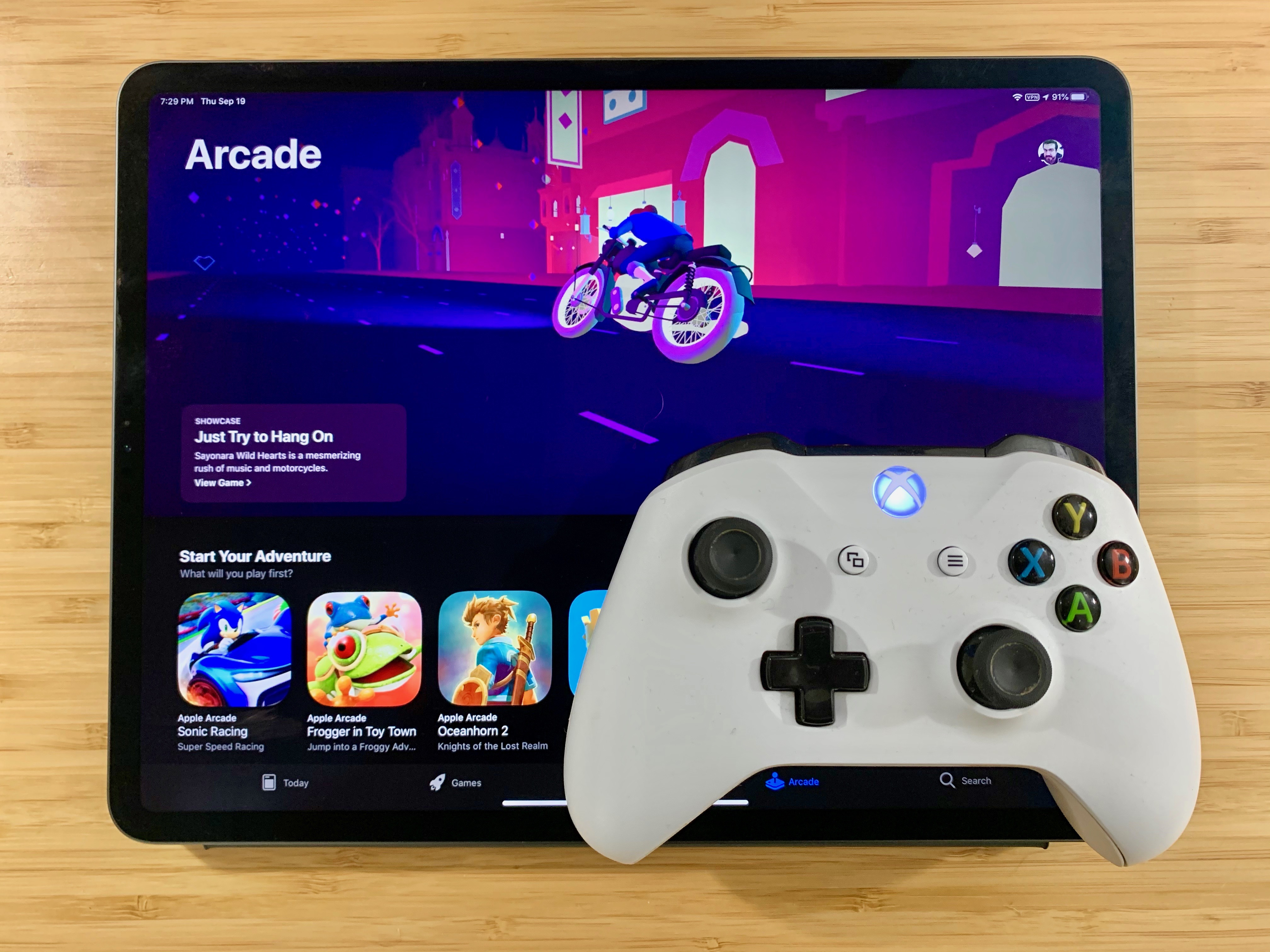 How to pair your Xbox One controller with your Apple devices