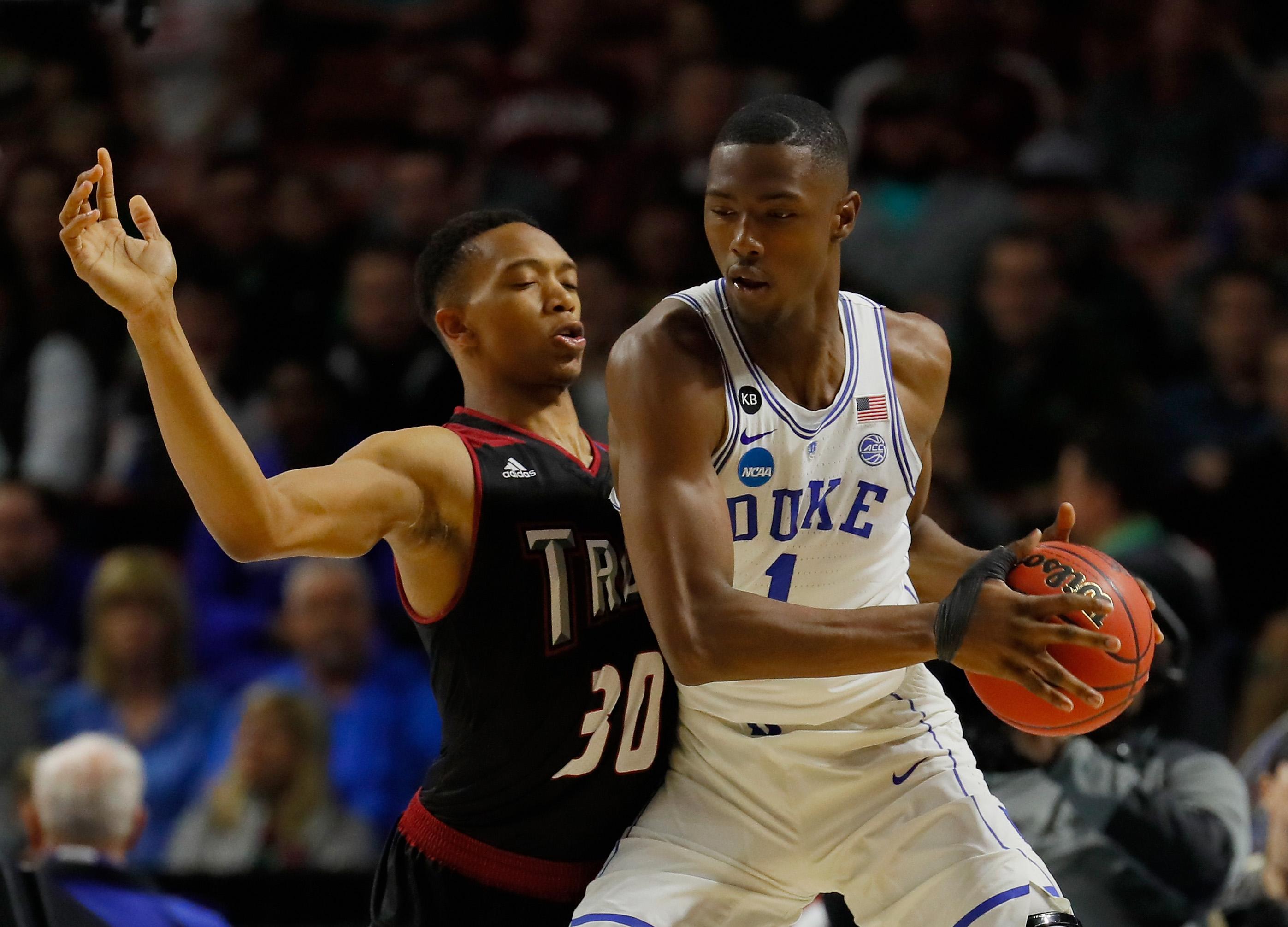 NCAA Basketball Tournament - First Round - Troy v Duke