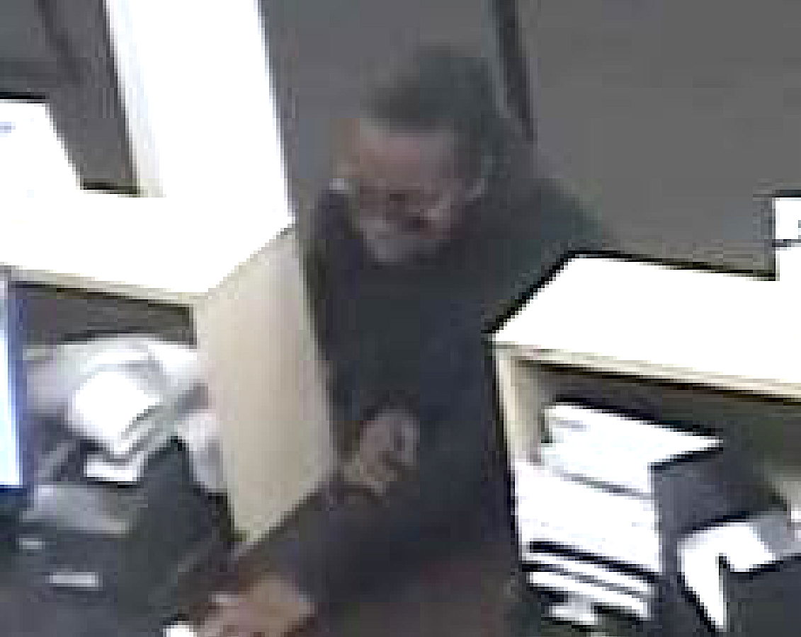 The FBI says this woman attempted to rob a US Bank branch on Sept. 17, 2019.