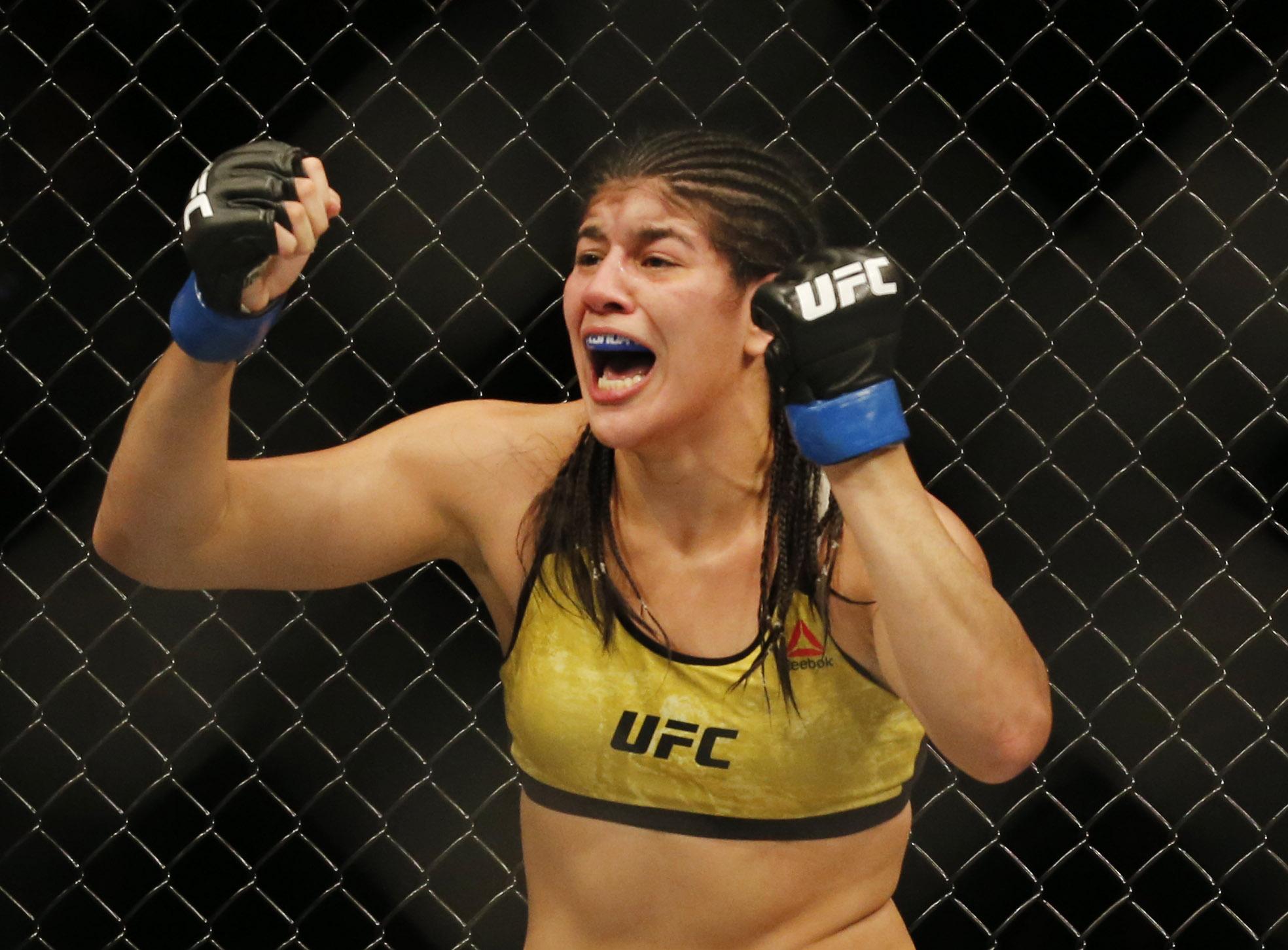 MMA: UFC 215-McMann vs Vieira