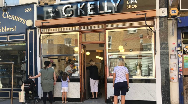 Against the Grain, An Old East End Pie and Mash Shop Reopens