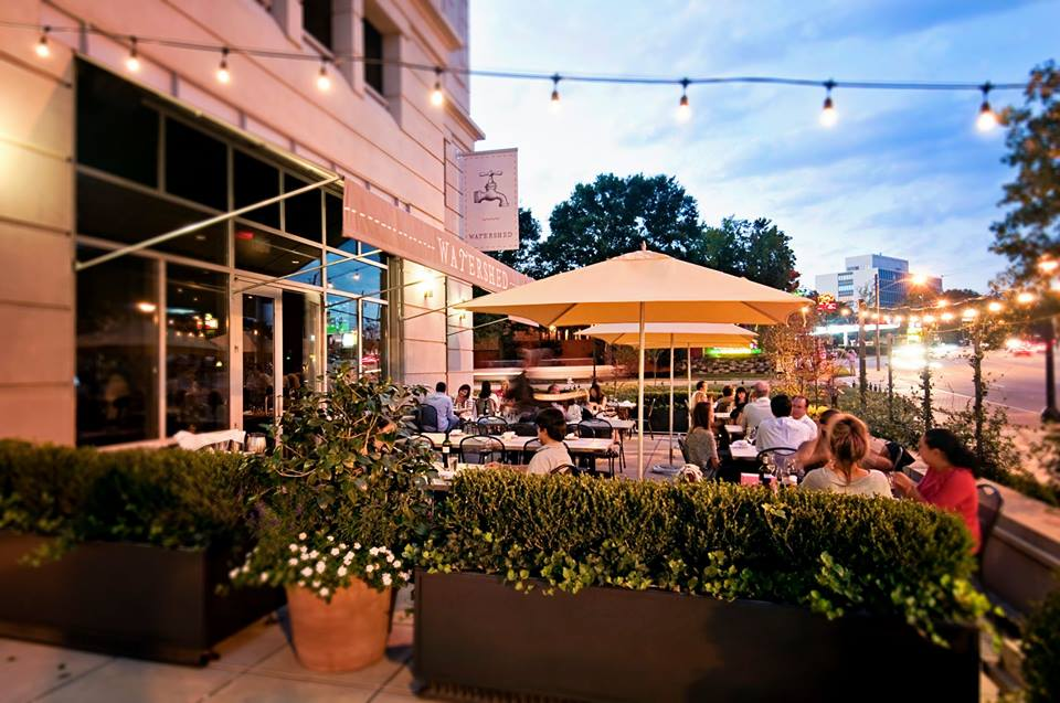 Watershed on Peachtree