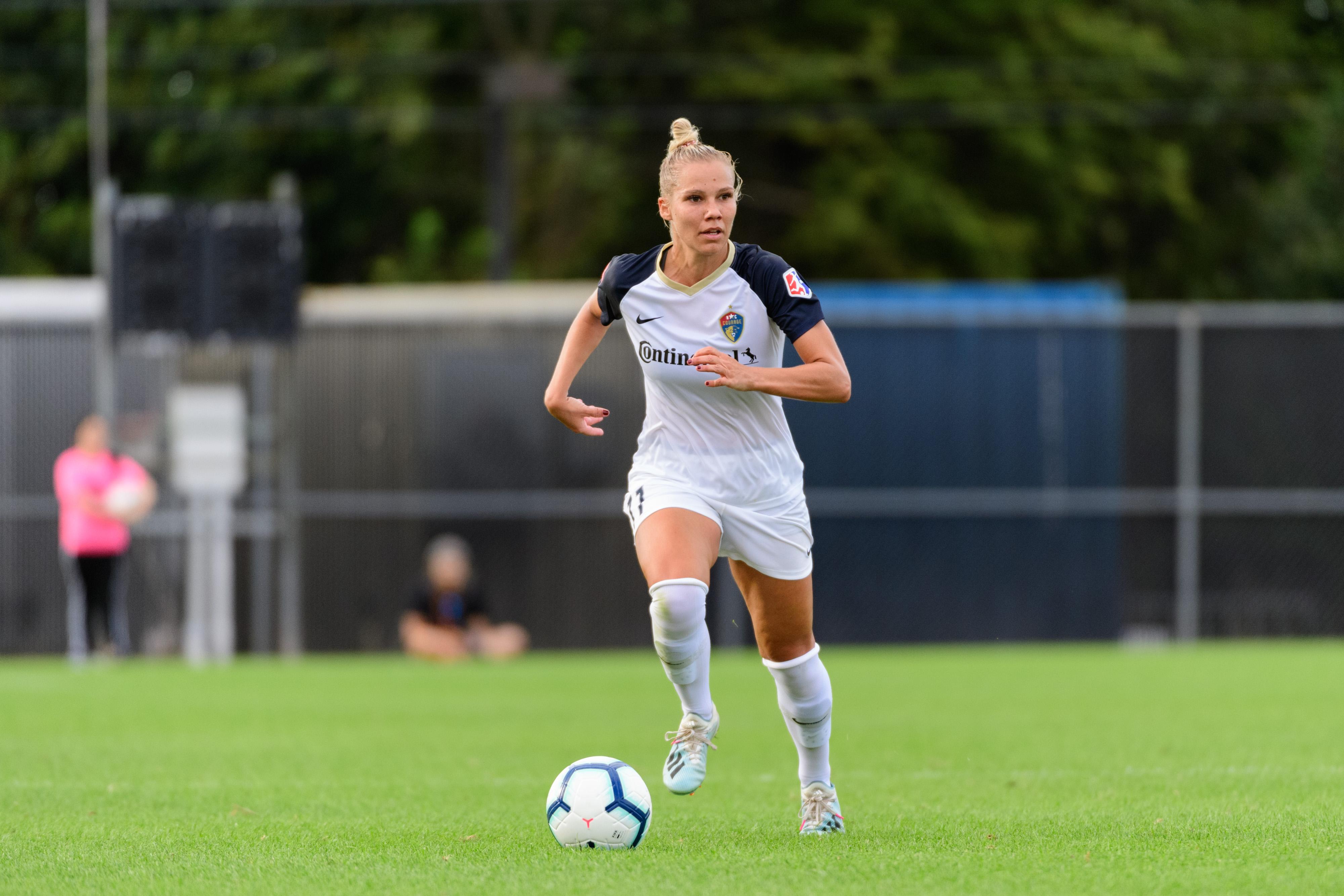 North Carolina Courage v Sky Blue FC