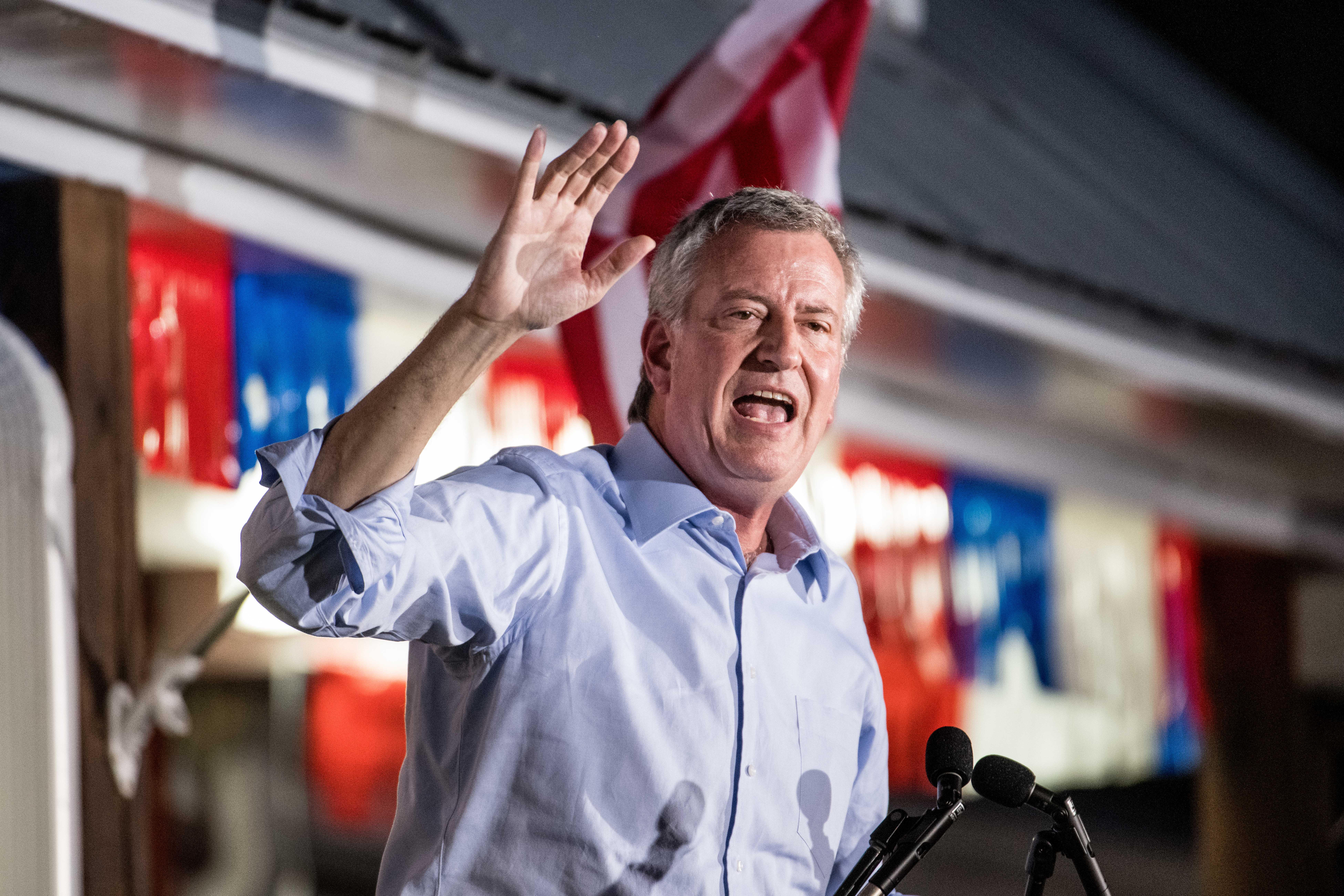Democratic Presidential Candidates Speak At Historic Galivants Ferry Stump