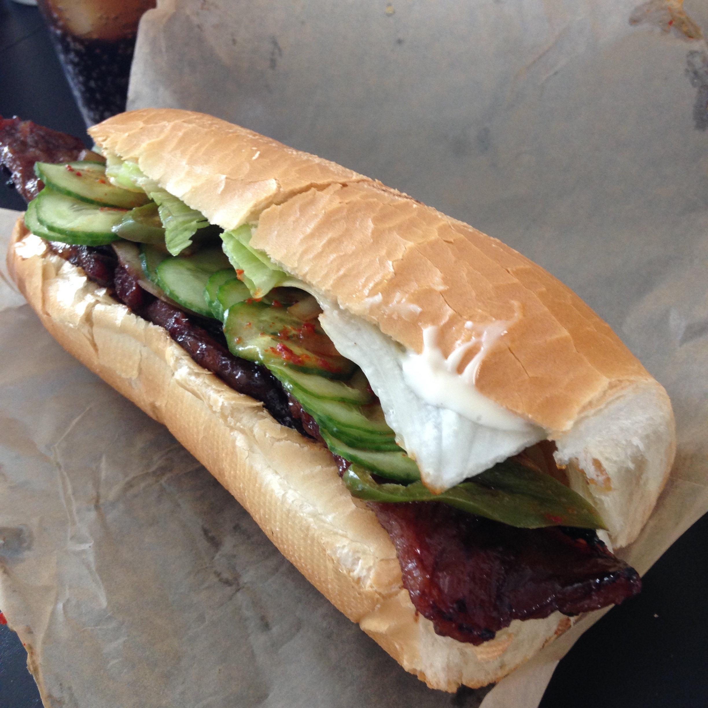 A Richmond Takeout Spot Is Serving the East Bay's Most Memorable New Sandwich