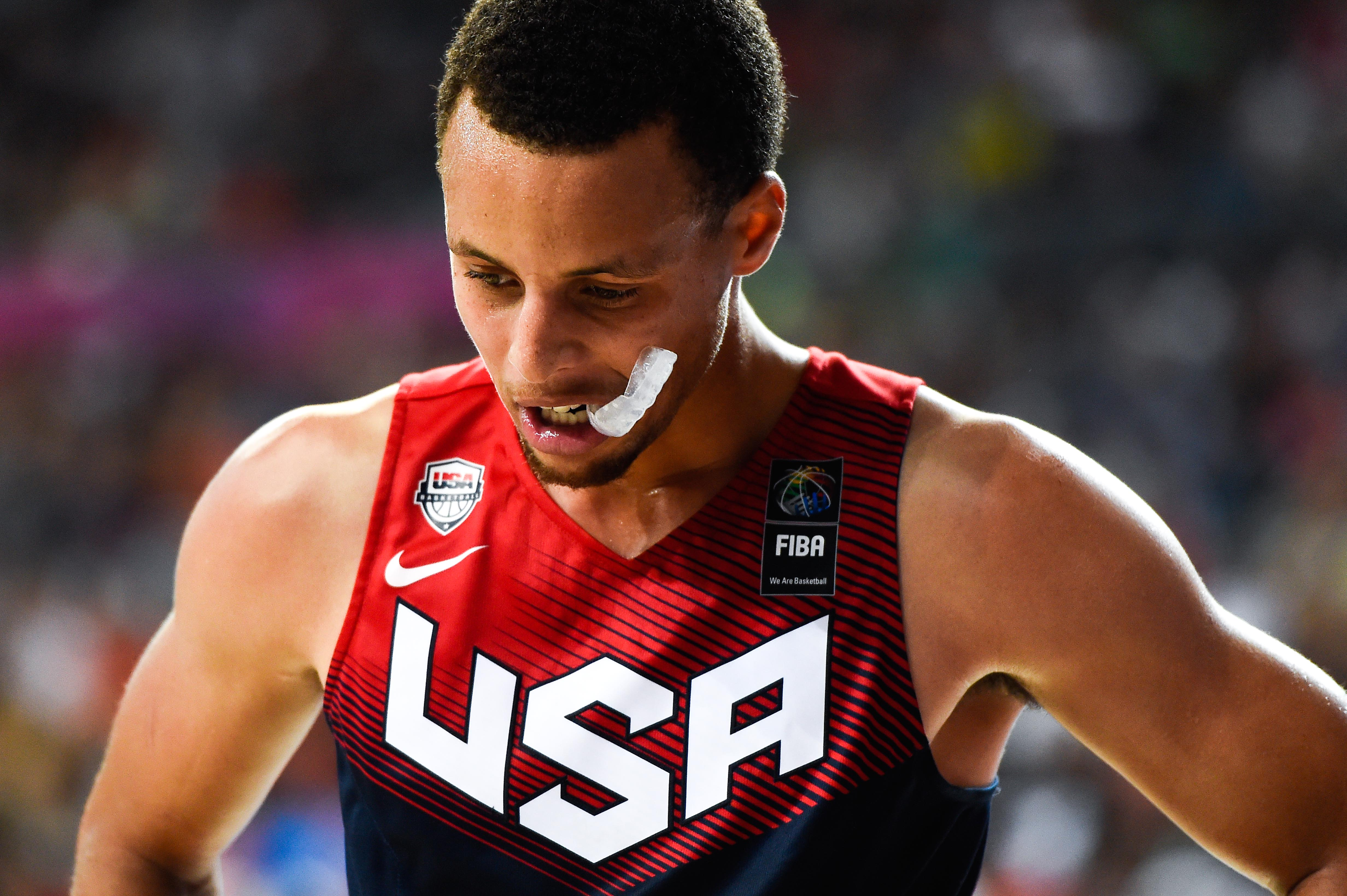 Steph Curry, Damian Lillard, and Klay Thompson are in. Team USA is fine