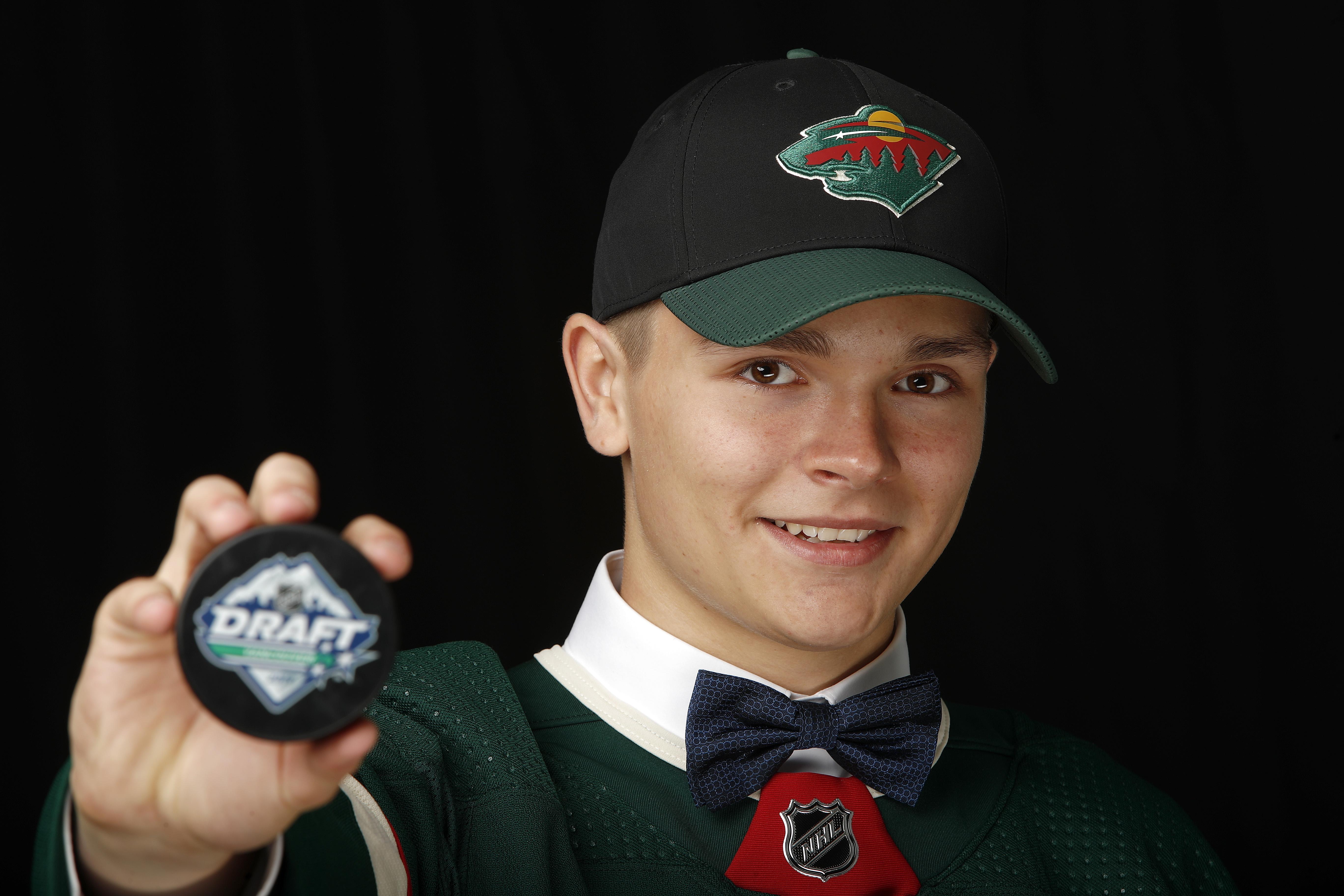 2019 NHL Draft - Portraits
