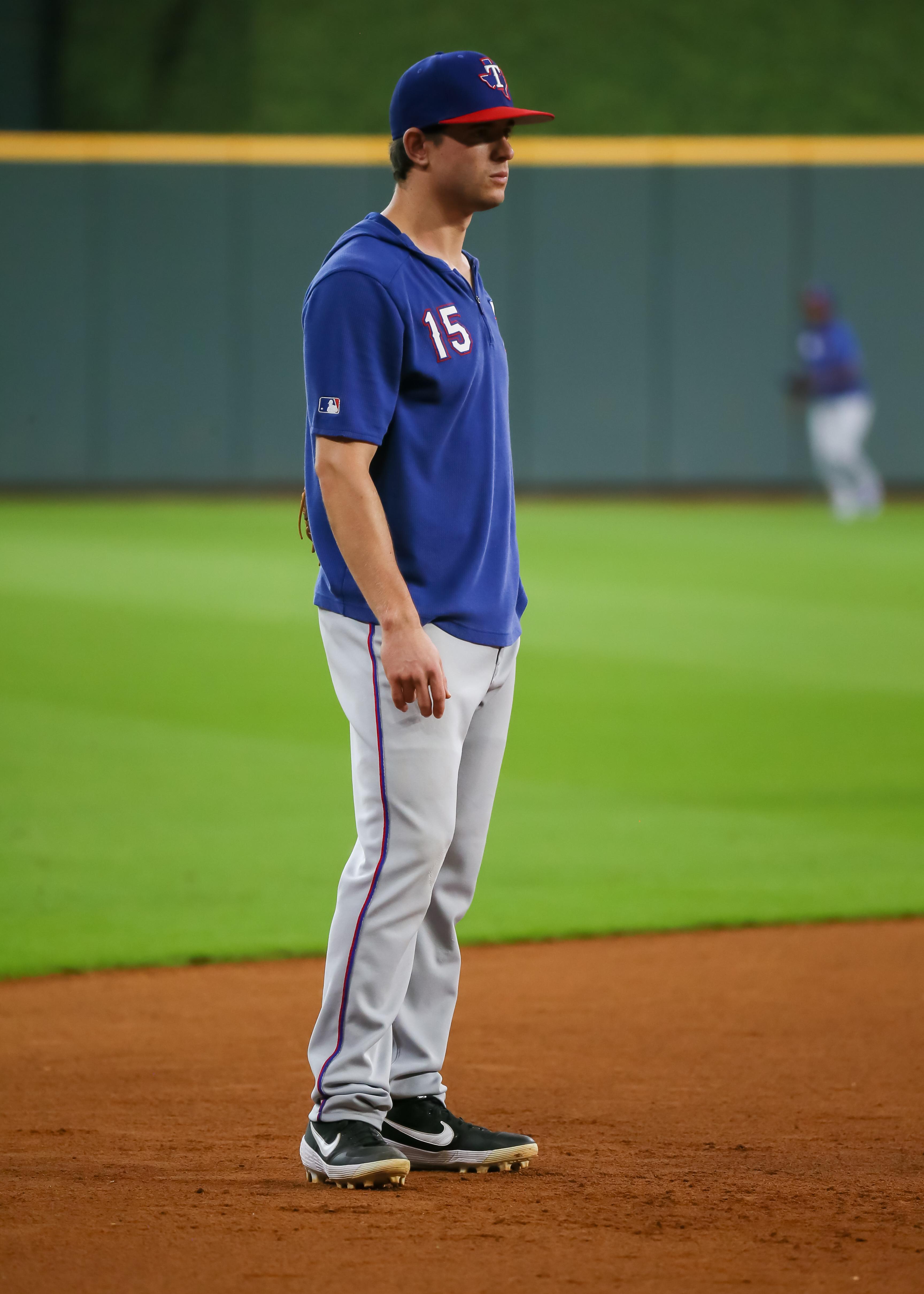 MLB: SEP 18 Rangers at Astros