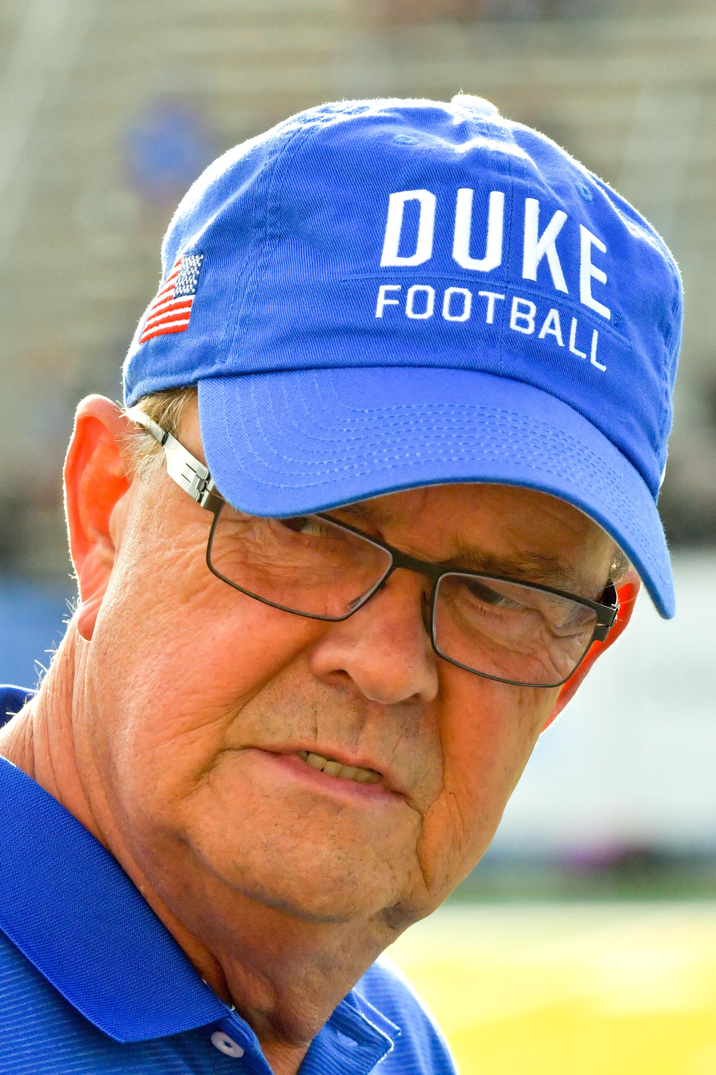 NCAA Football: Duke at Middle Tennessee