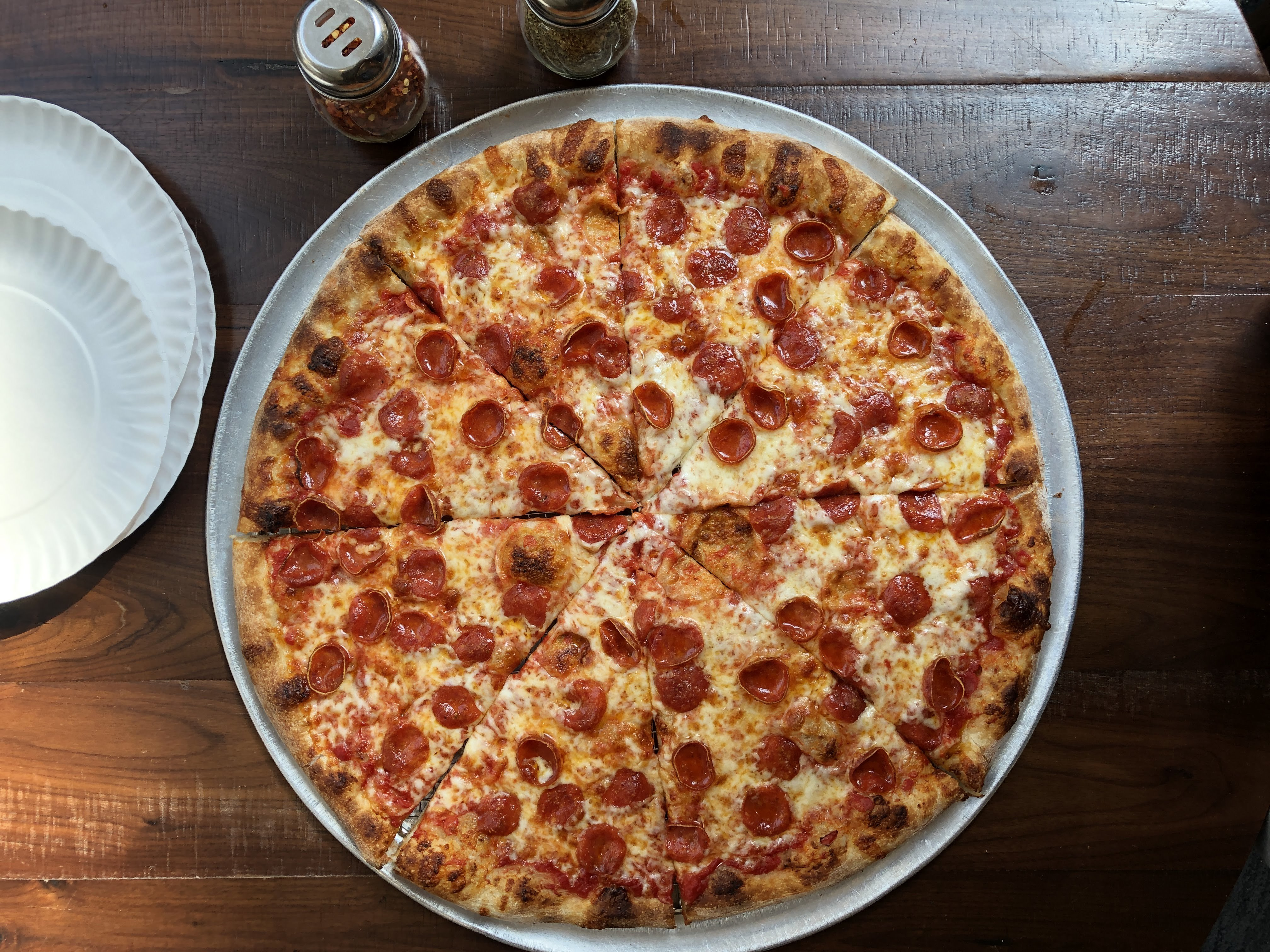 A New Shop for Late-Night NY Pizza by the Slice Will Open Near the 9:30 Club