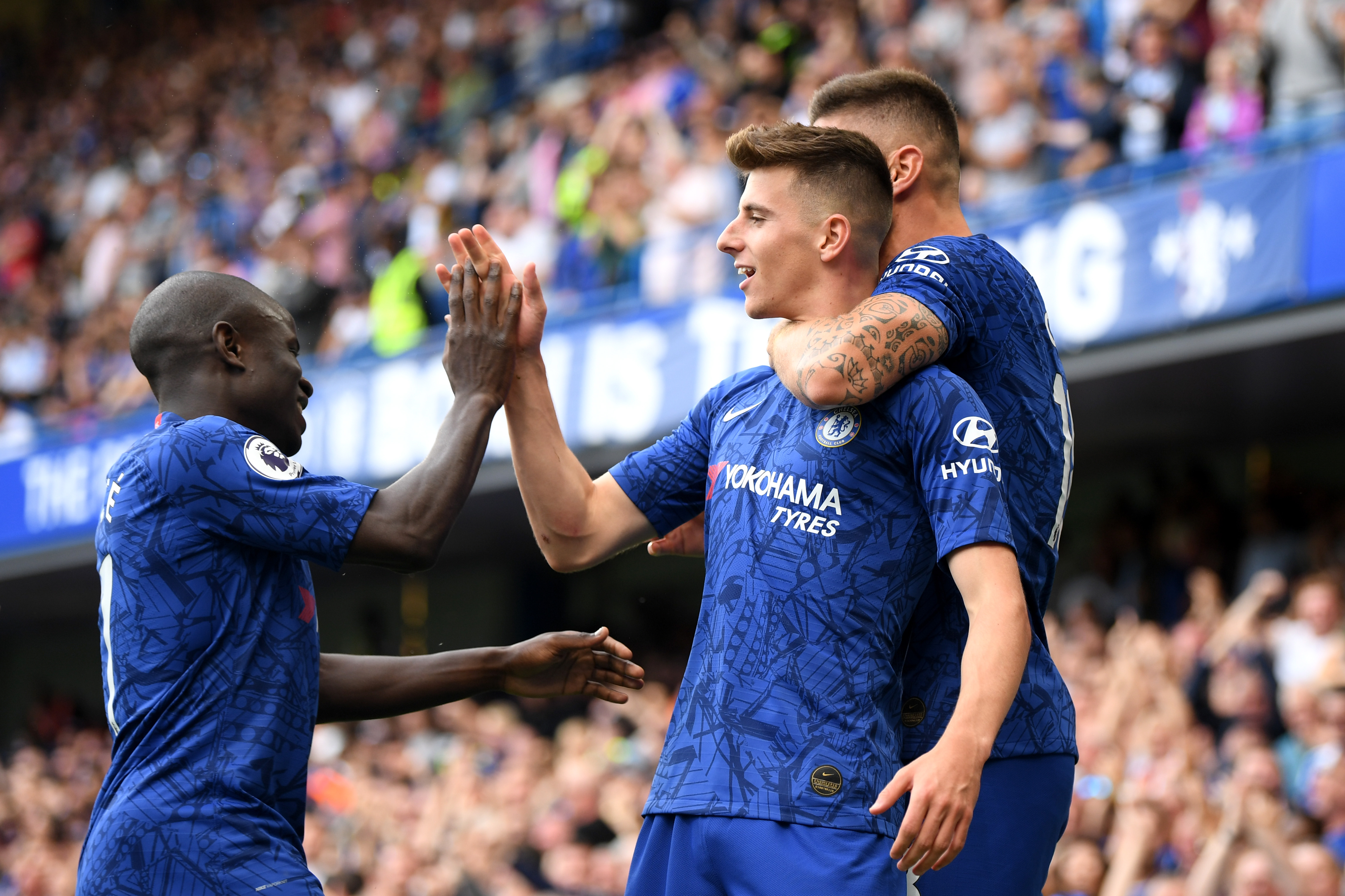Fitness update: Mount has chance to feature versus Liverpool; Kanté getting closer
