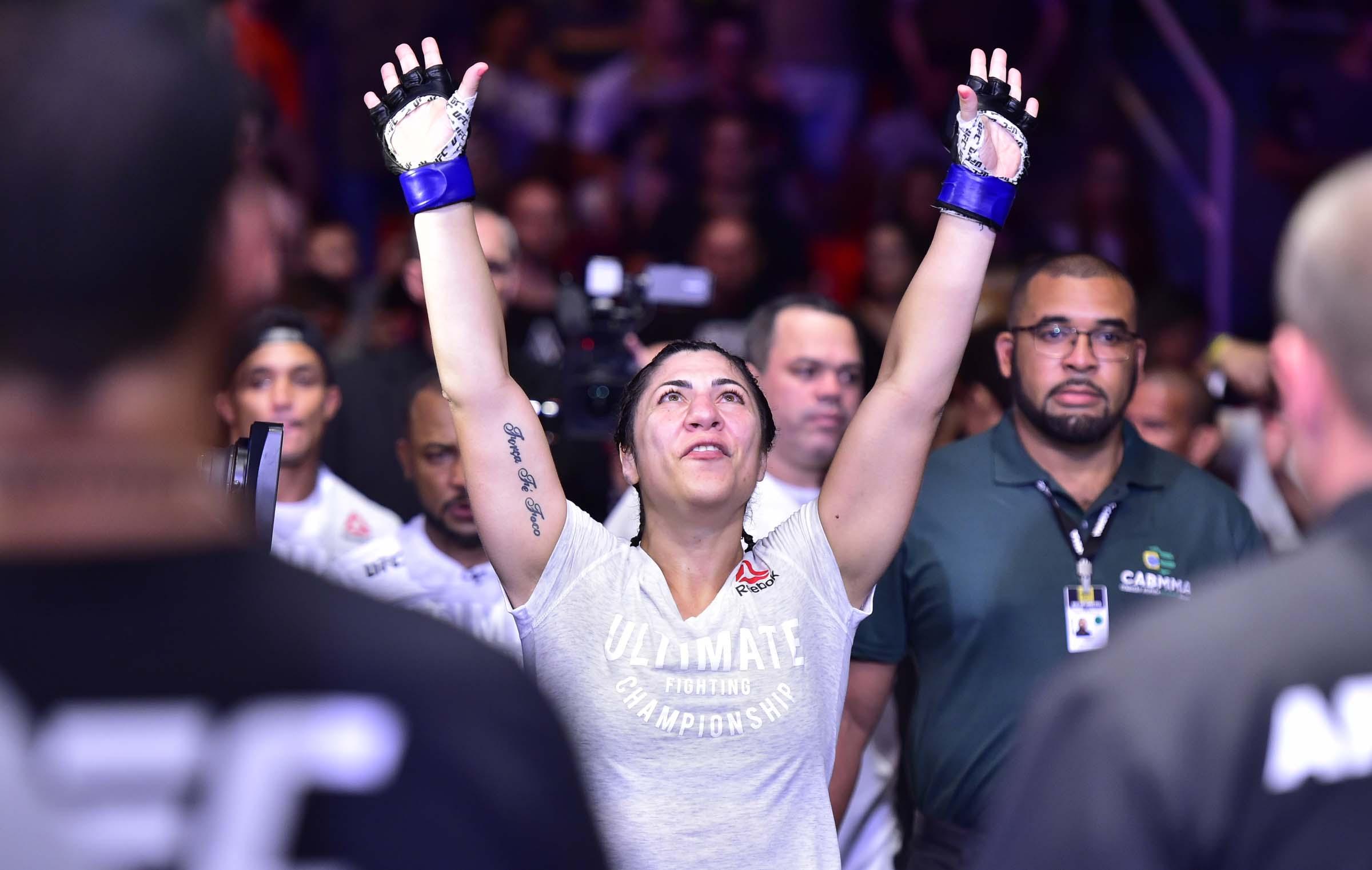 MMA: UFC 237- Aldana vs Correia