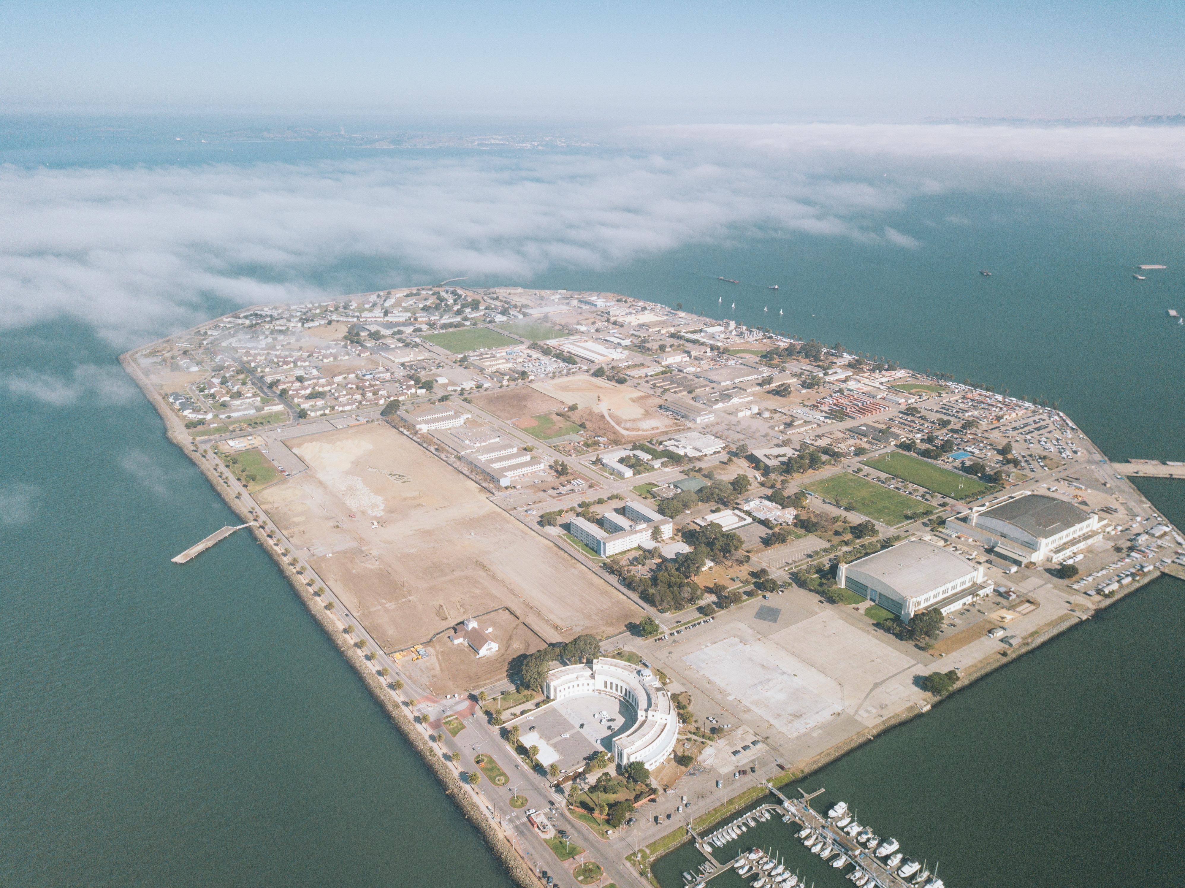 'Basketball-sized' chunk of radioactive dirt found beneath Treasure Island home