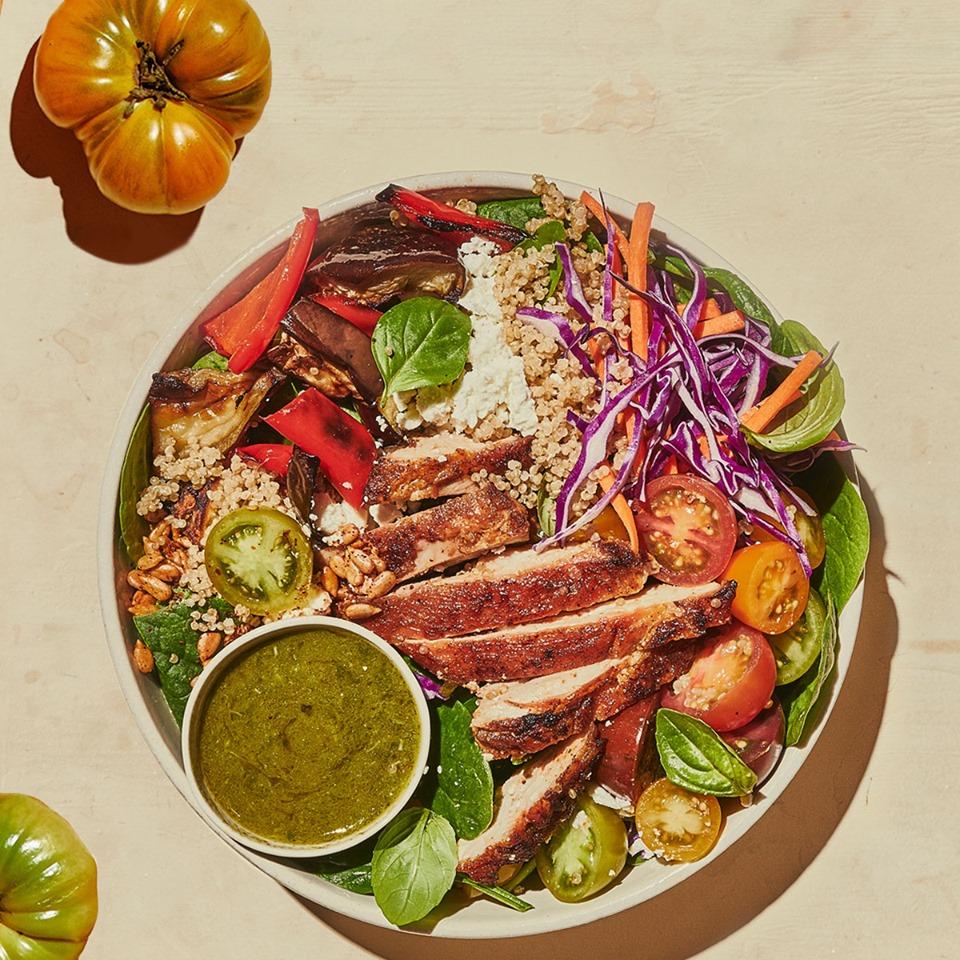 Fancy Salad Shop Sweetgreen Expands to Austin