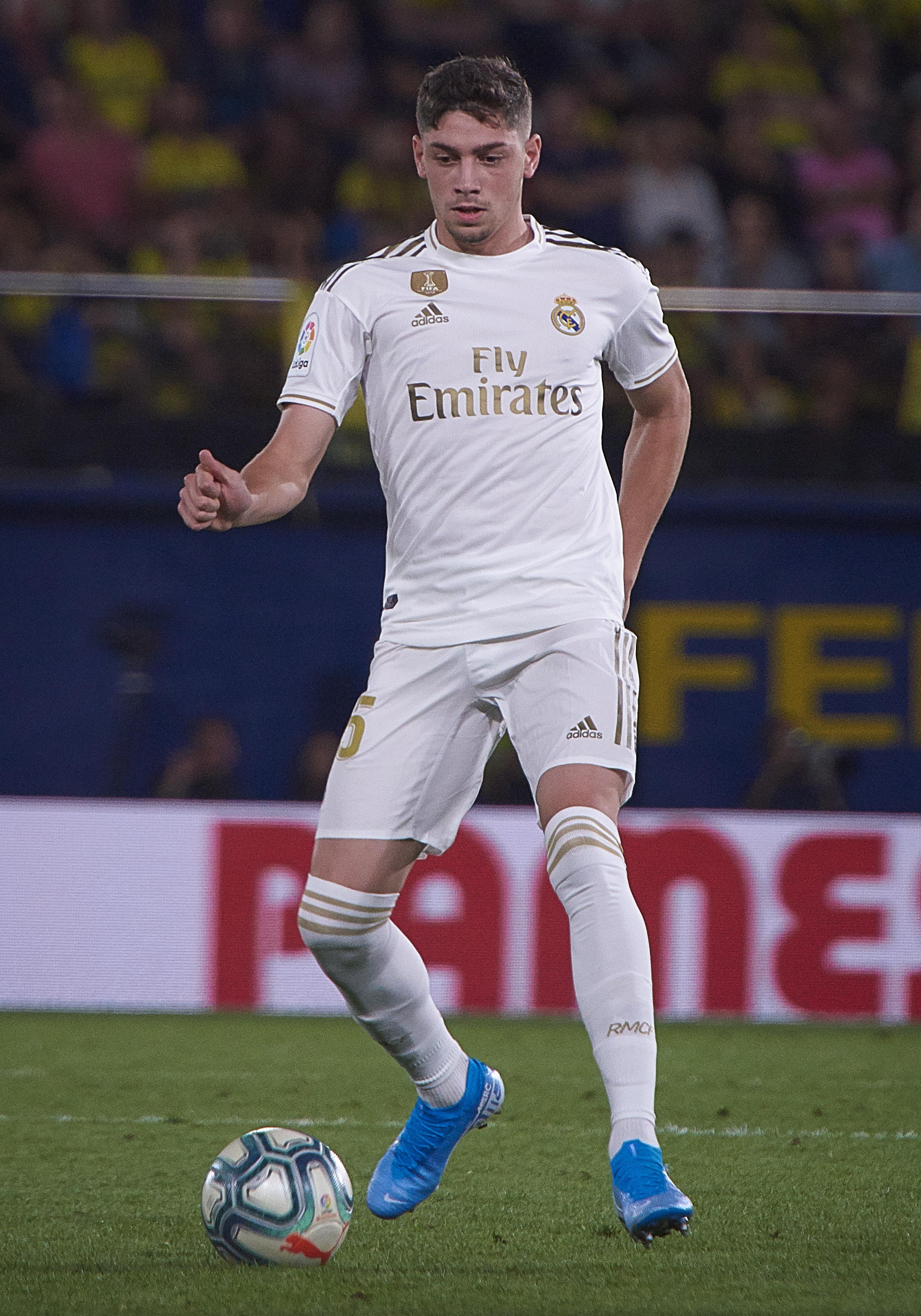 SOCCER: SEP 01 La Liga - Real Madrid CF at Villarreal CF