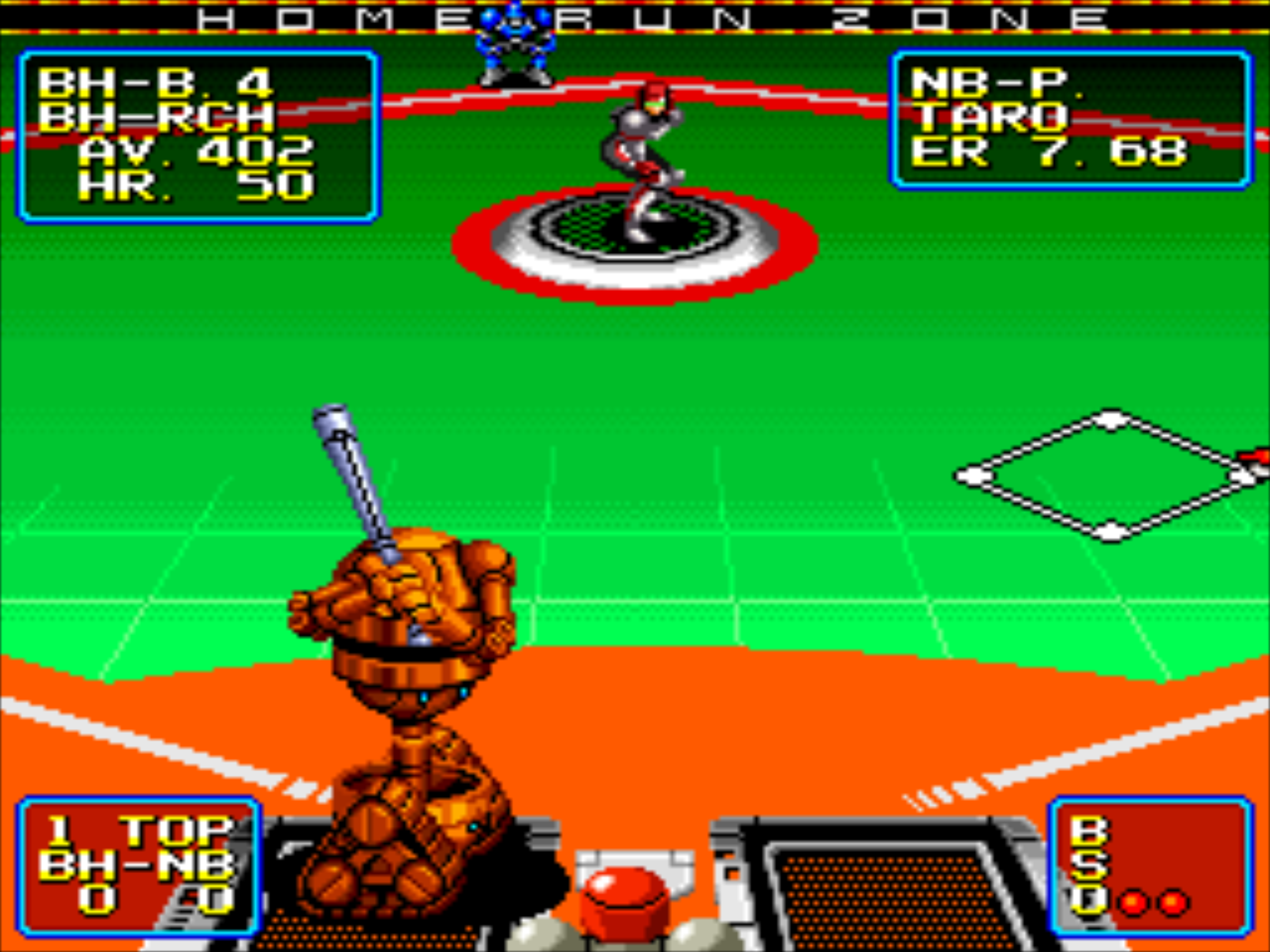 What's the best WEIRD baseball video game ever?