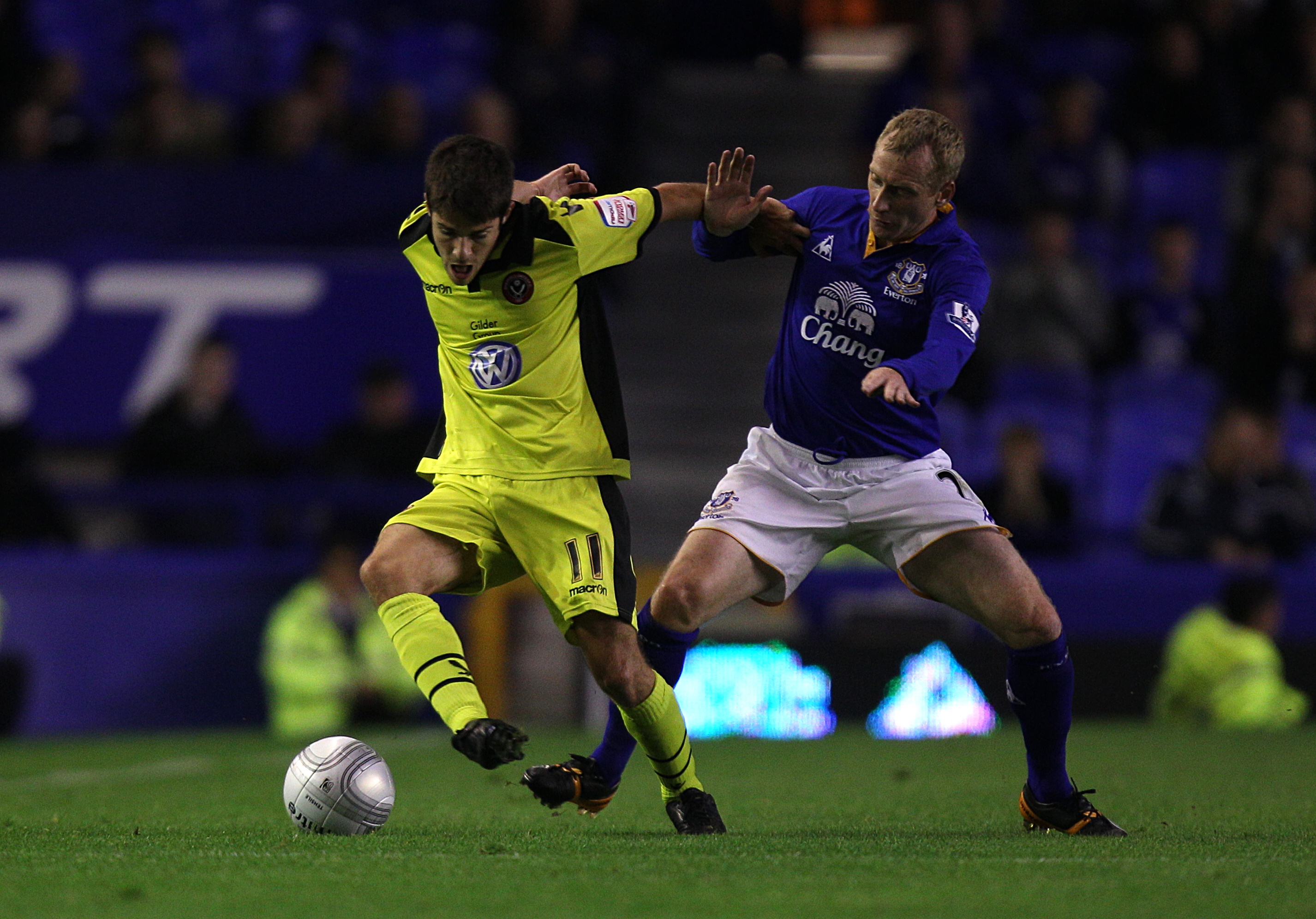 Everton vs Sheffield United: Projected XI