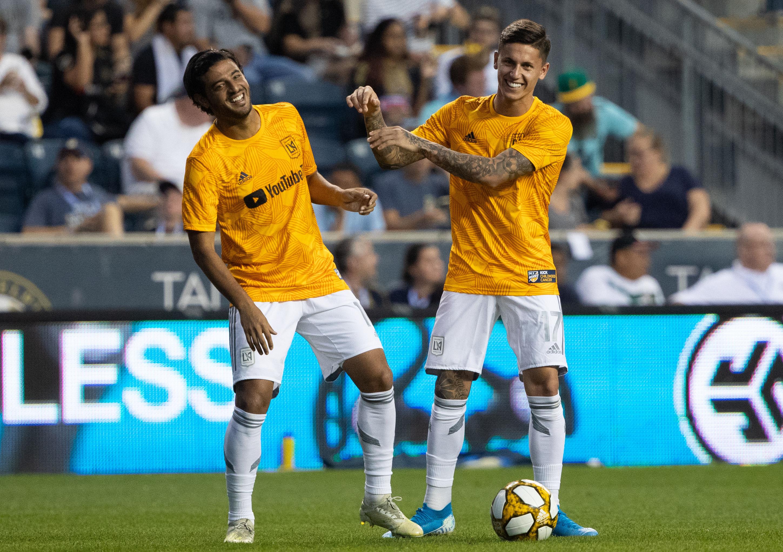 MLS: Los Angeles FC at Philadelphia Union