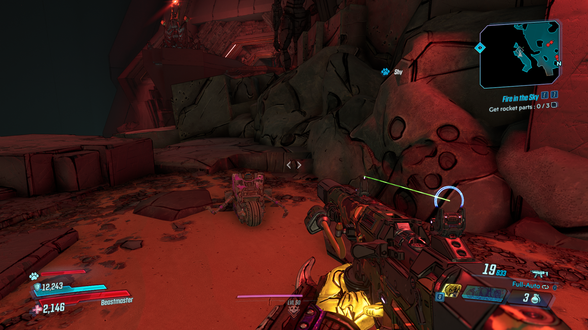 Dead Claptrap Borderlands 3