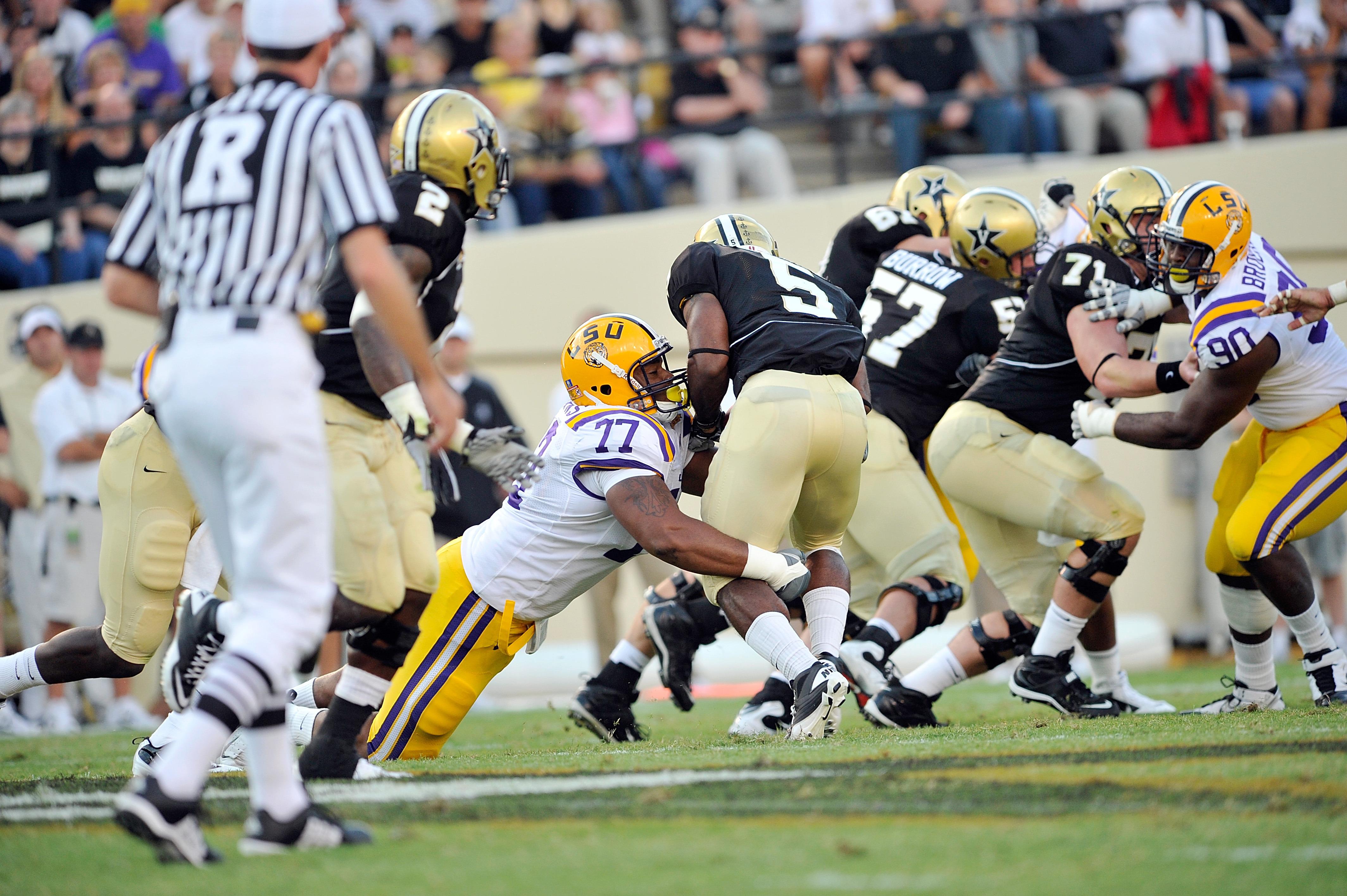 Louisiana State University Tigers Football