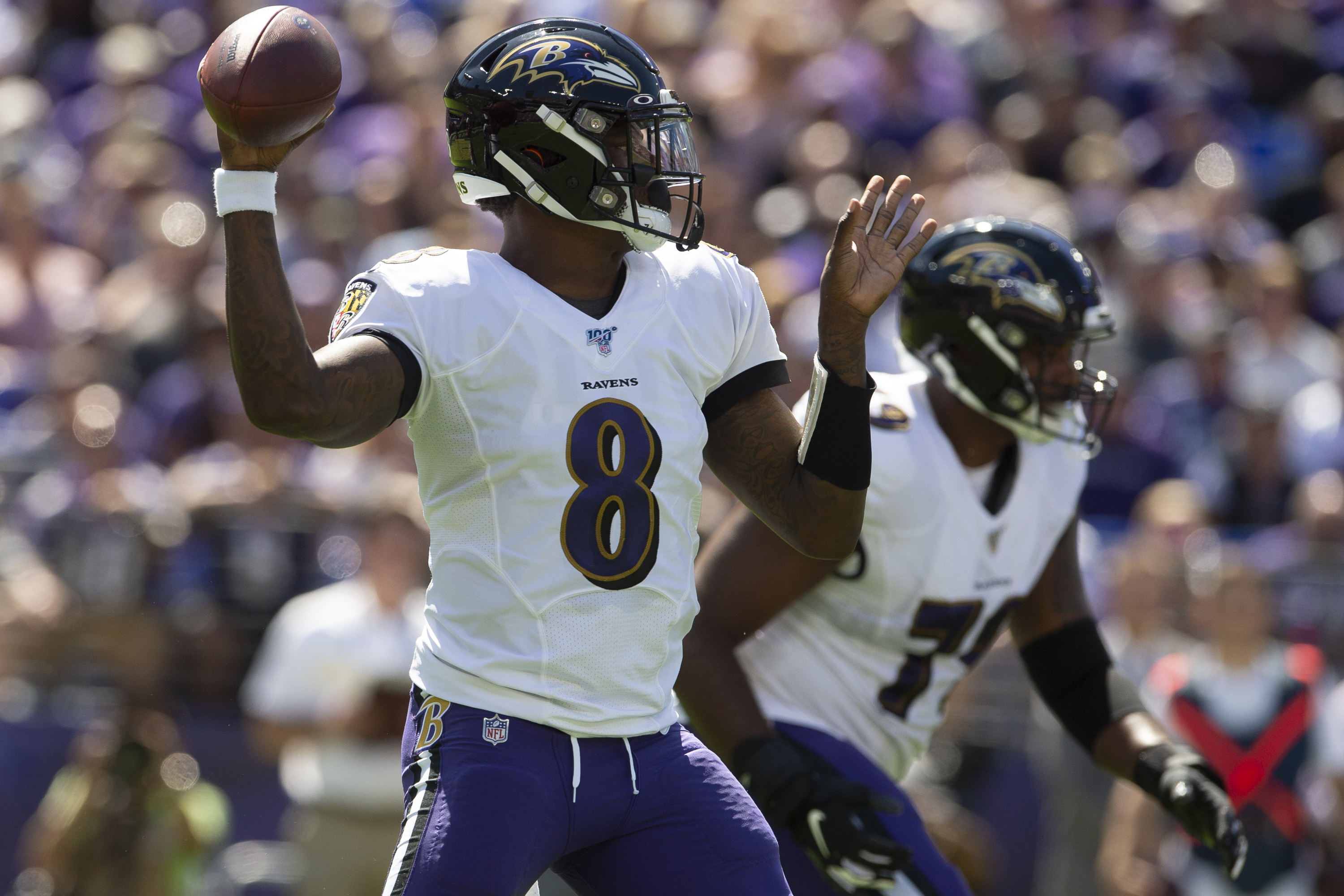 Ravens underdogs at Chiefs in marquee Sunday NFL matchup