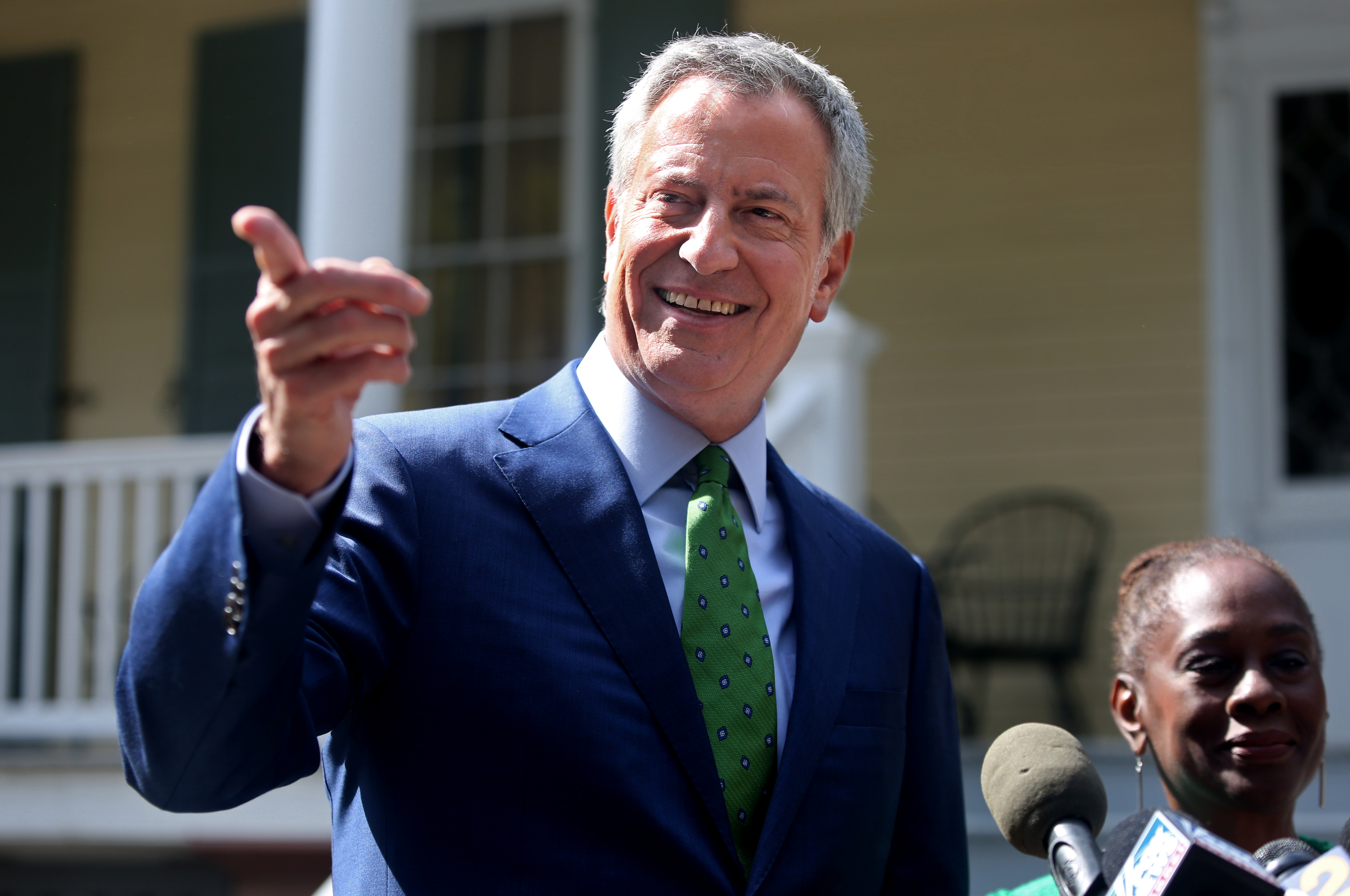 New York City Mayor Bill de Blasio Drops Out Of 2020 Presidential Race