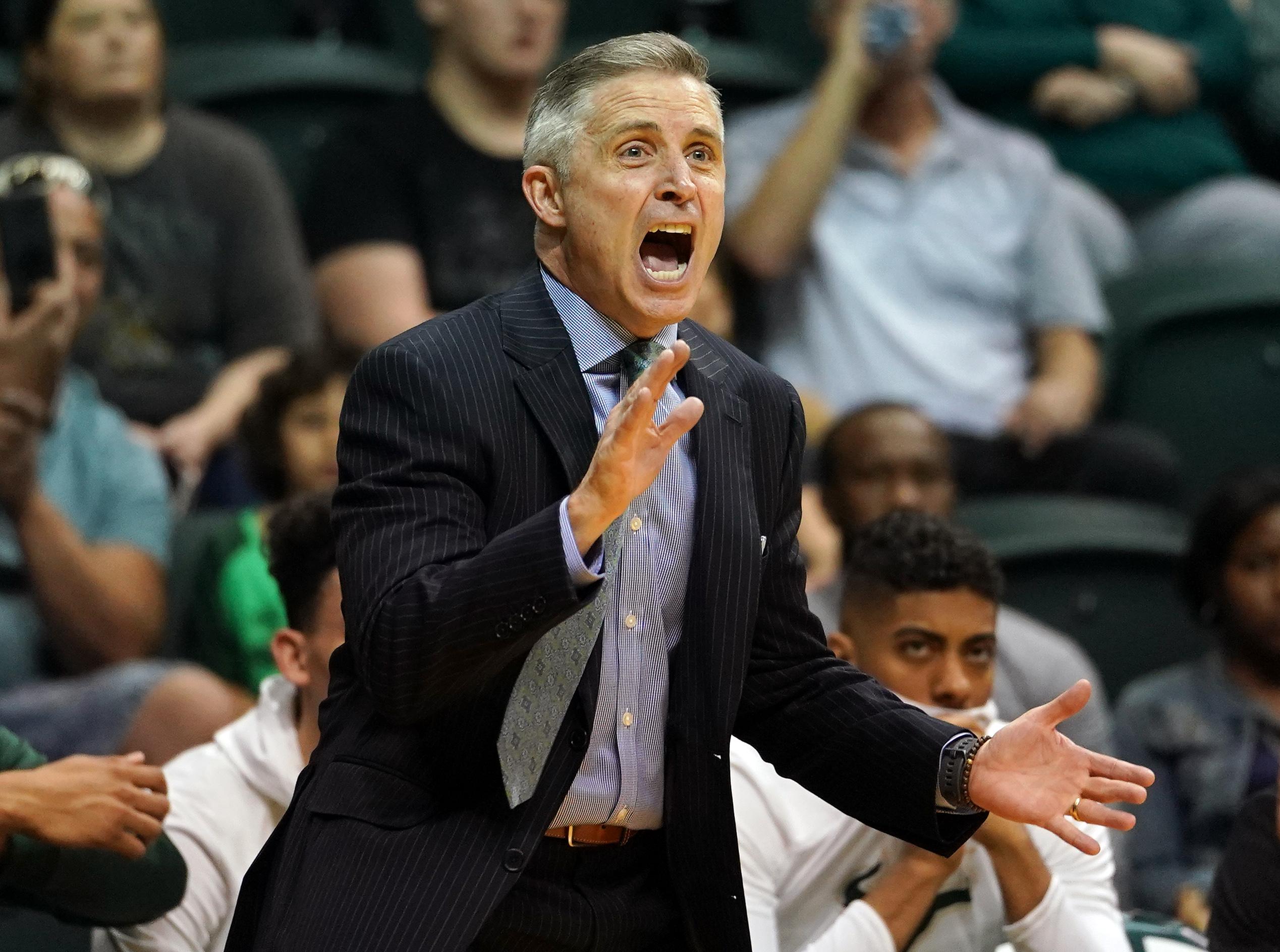 NCAA Basketball: Southern Methodist at South Florida