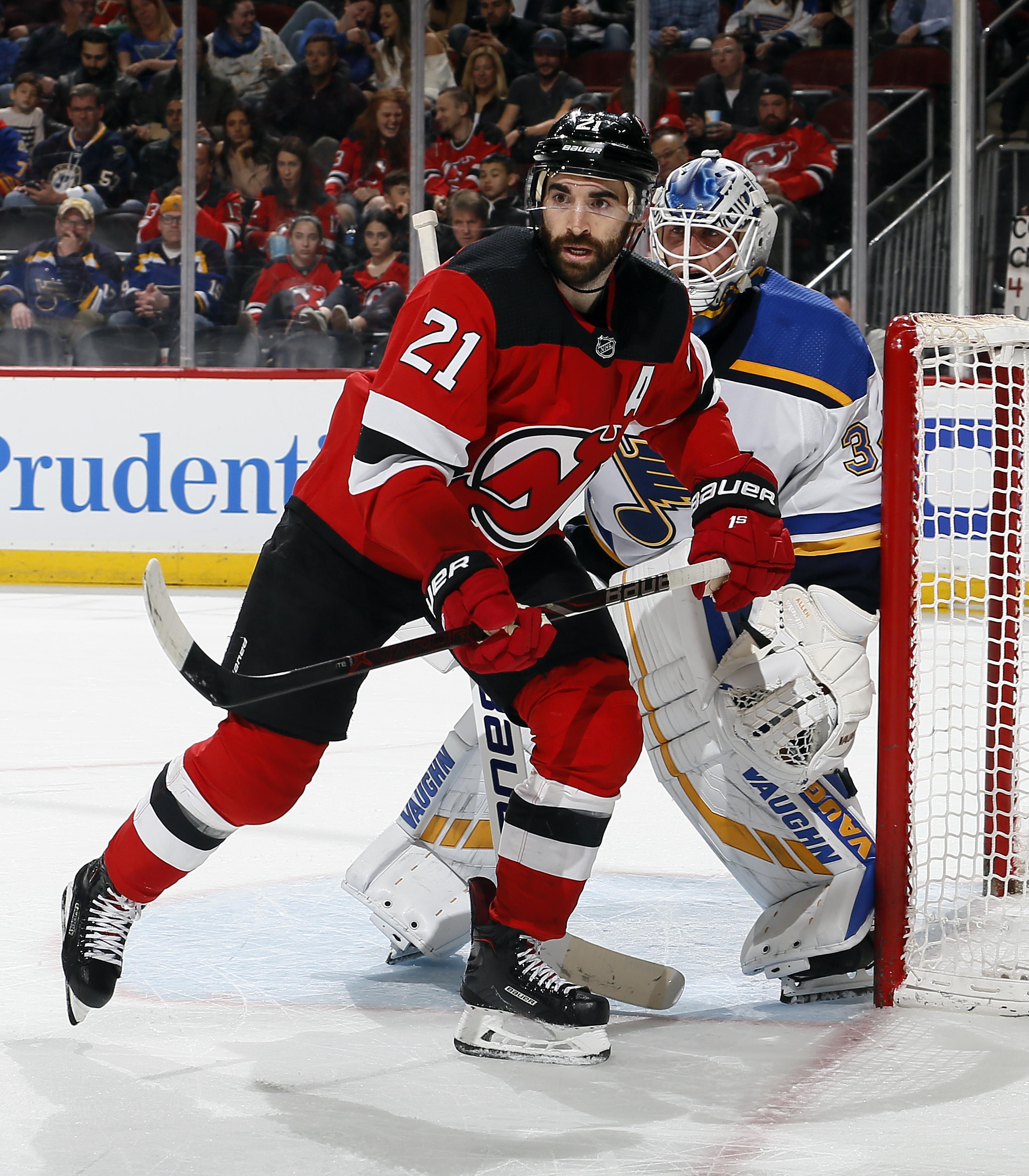 St Louis Blues v New Jersey Devils