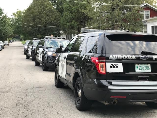 A man was stabbed to death September 21, 2019 in suburban Aurora.