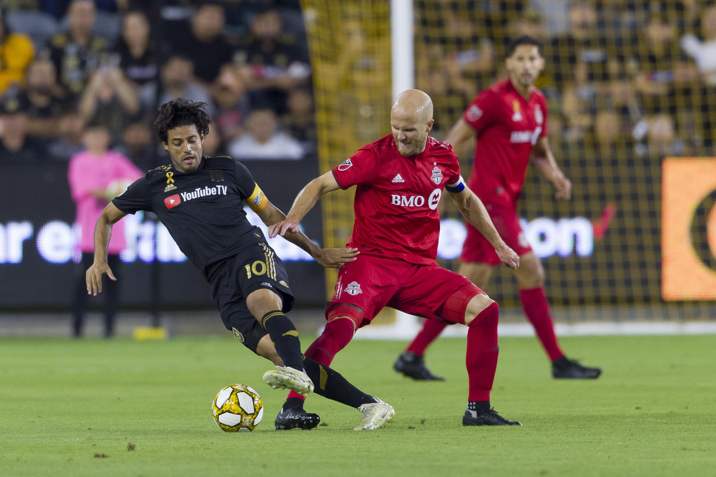MLS: Toronto FC at Los Angeles FC