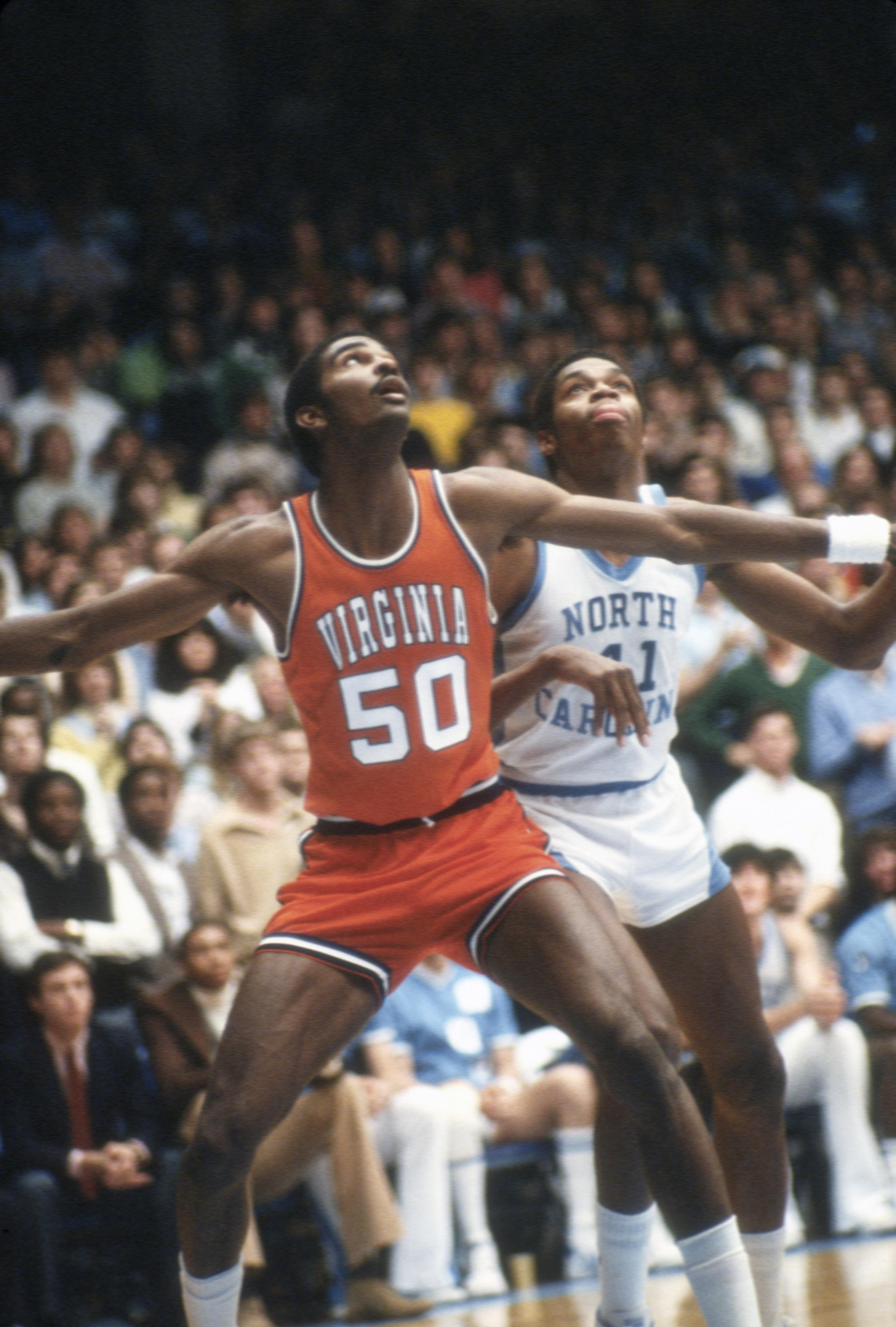 Virginia Cavaliers v North Carolina Tar Heels