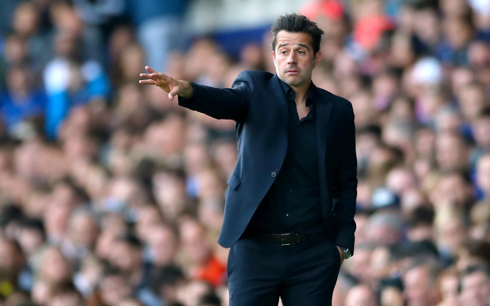 Marco Silva is at the beginning of the end